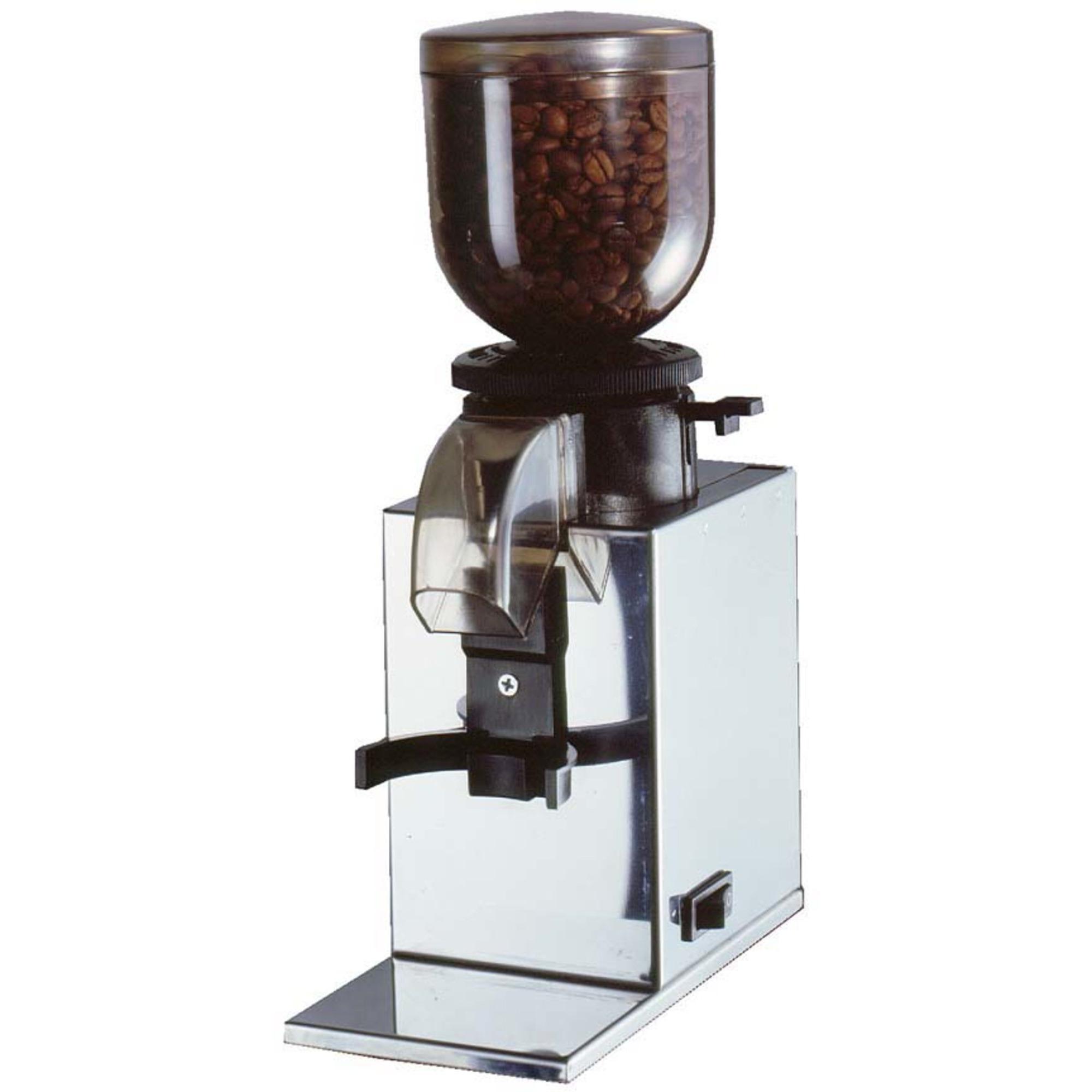 Nemox Lux Kaffekvarn Stål