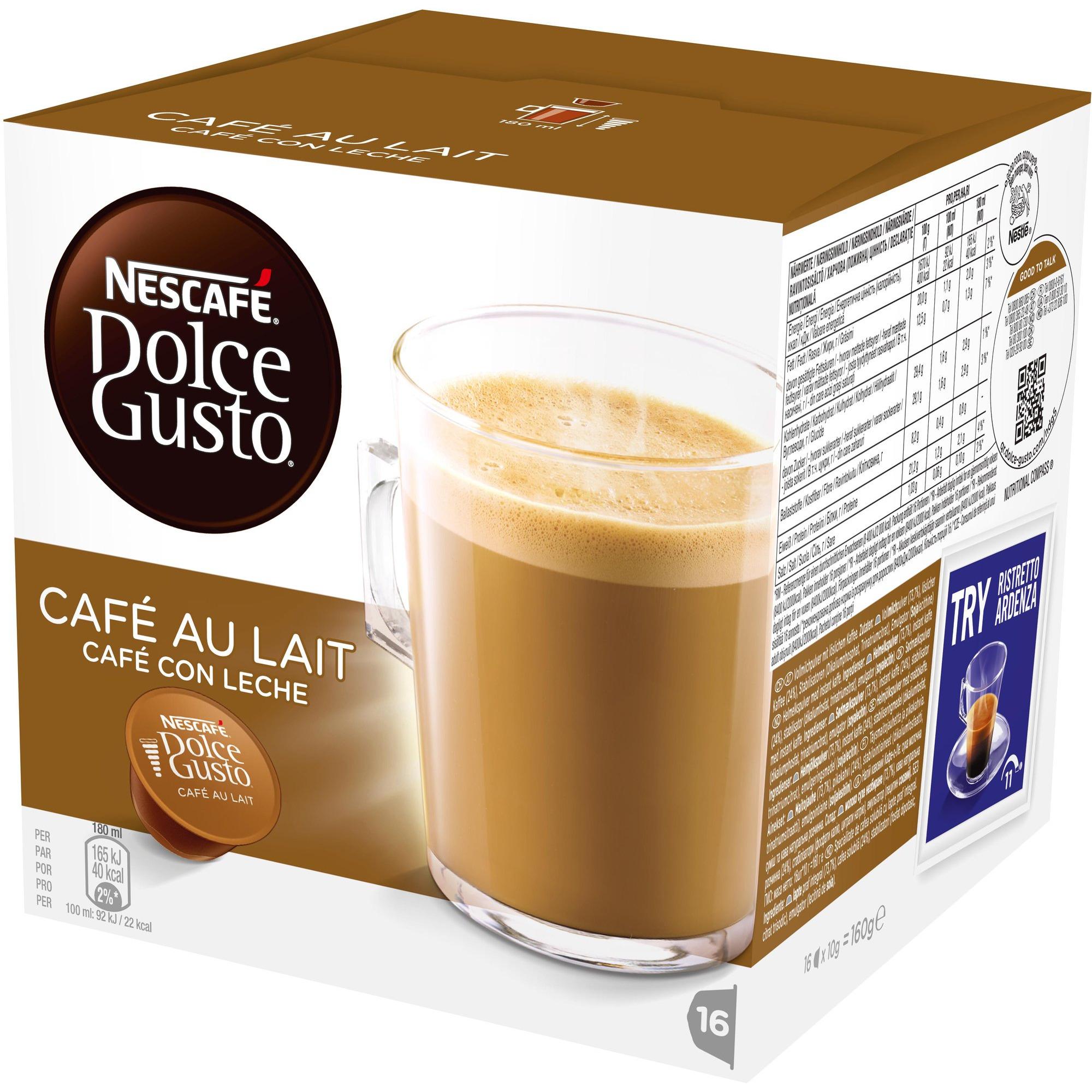 Nescafé Cafe Au Lait 160g