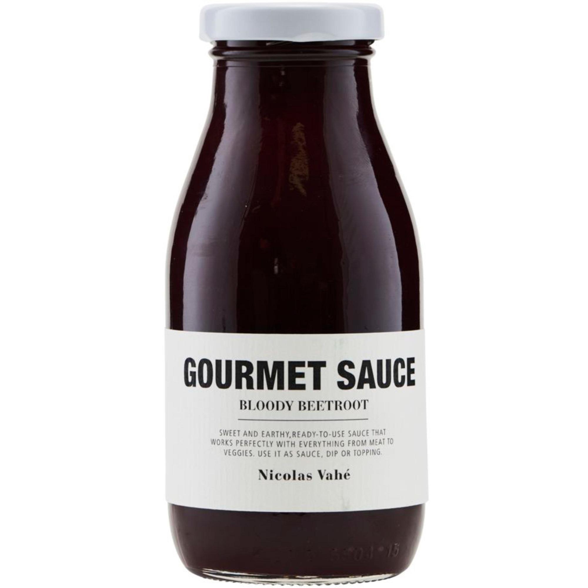 Nicolas Vahé Bloody Beetroot gourmet sauce