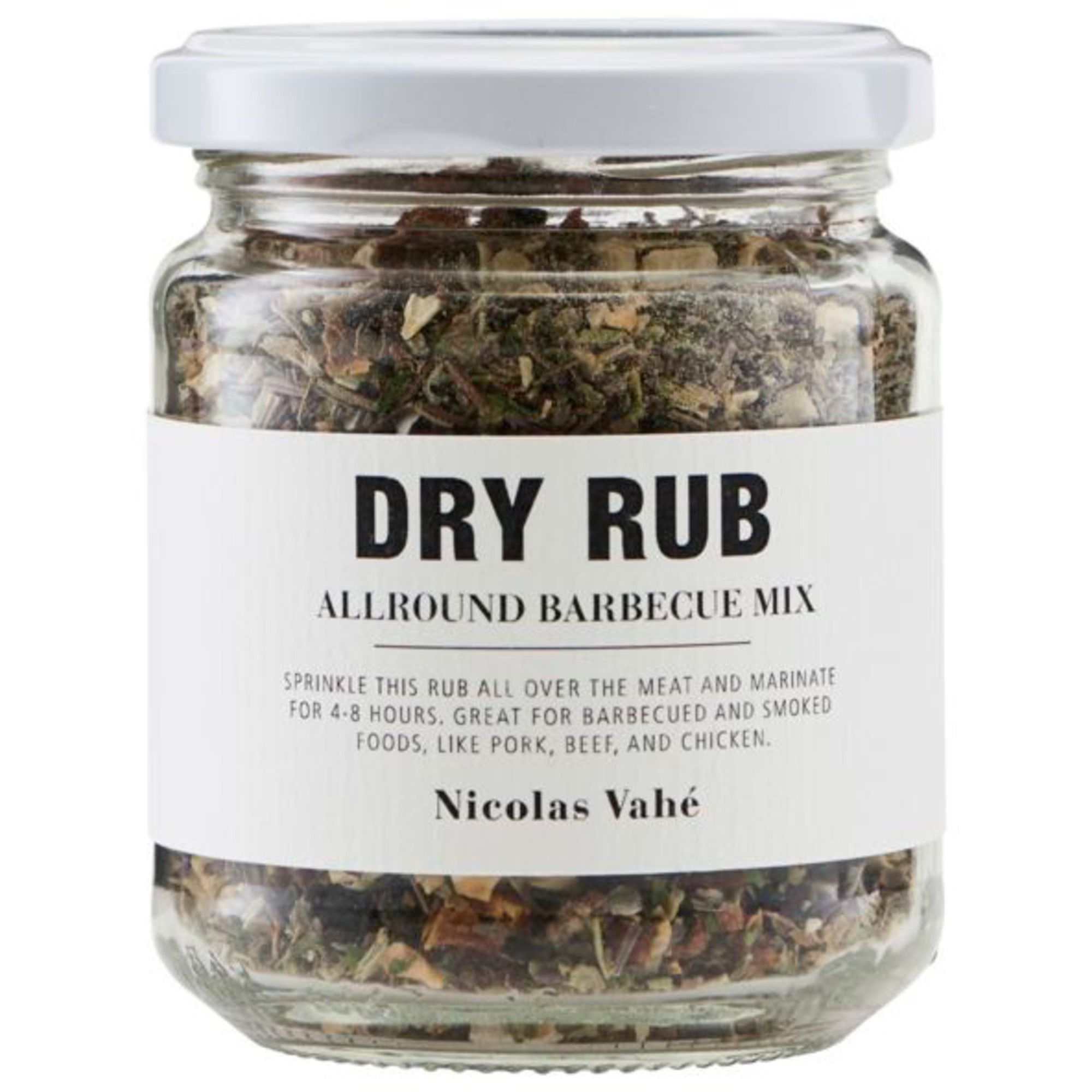Nicolas Vahé Dry rub Allround barbecue mix