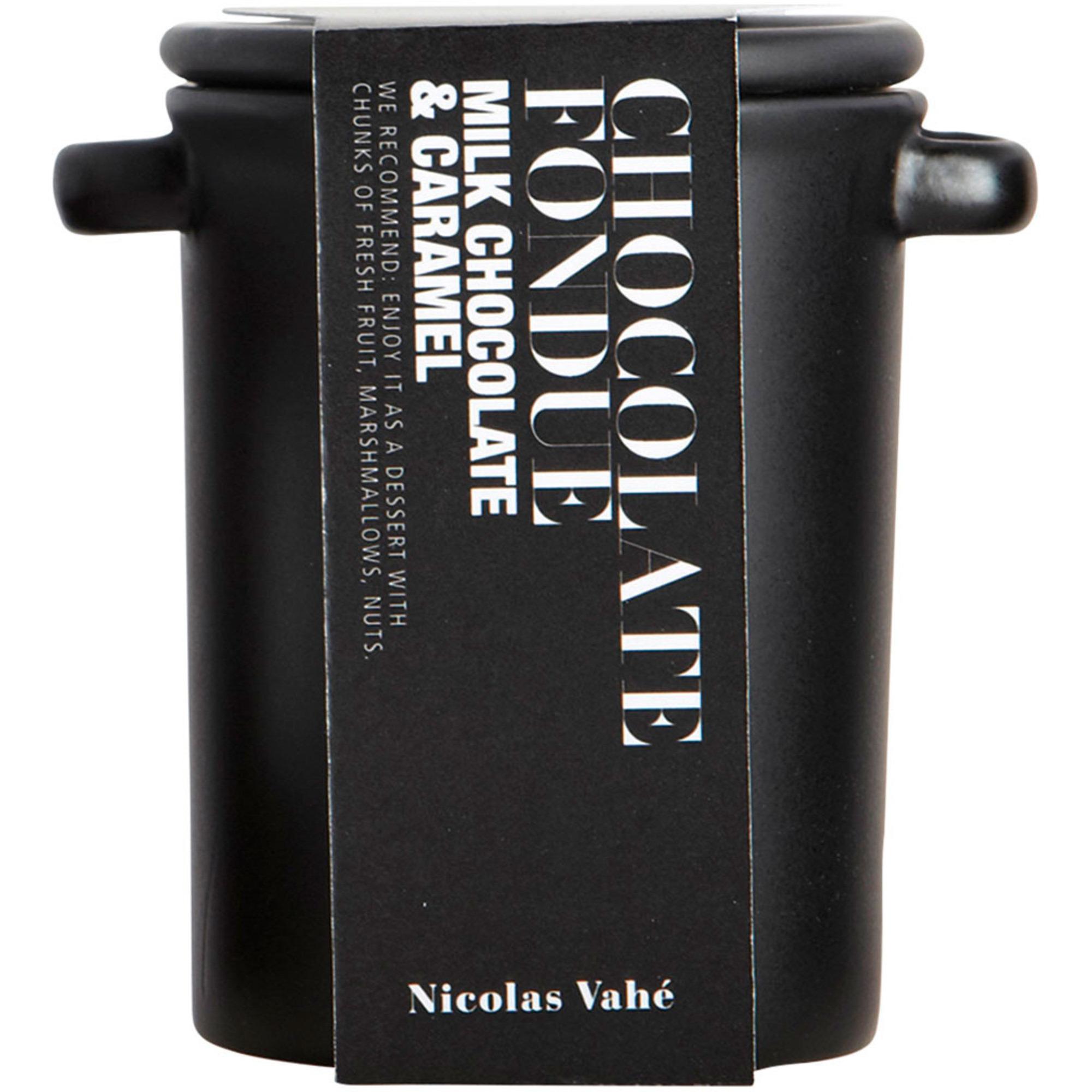 Nicolas Vahé Choklad Fondue Mjölkchoklad med Caramel