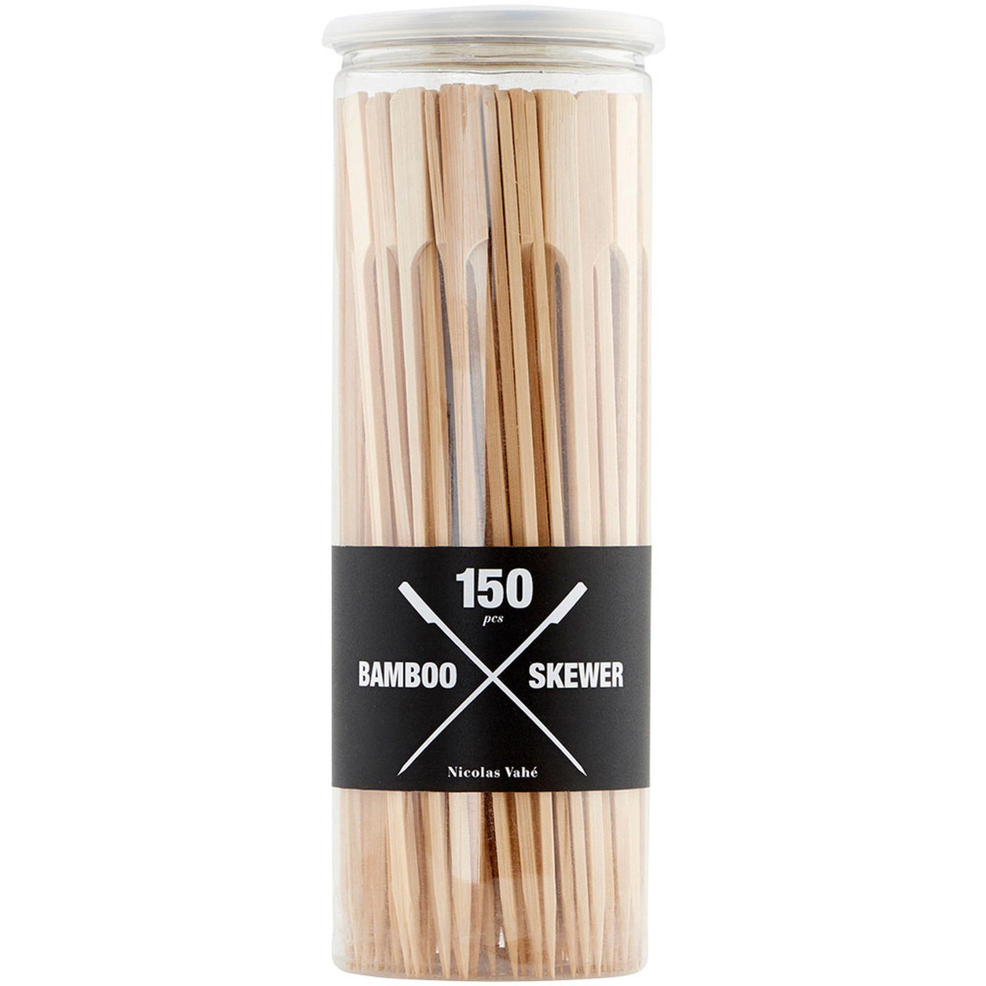 Nicolas Vahé Grillspett Bambu 150-pack