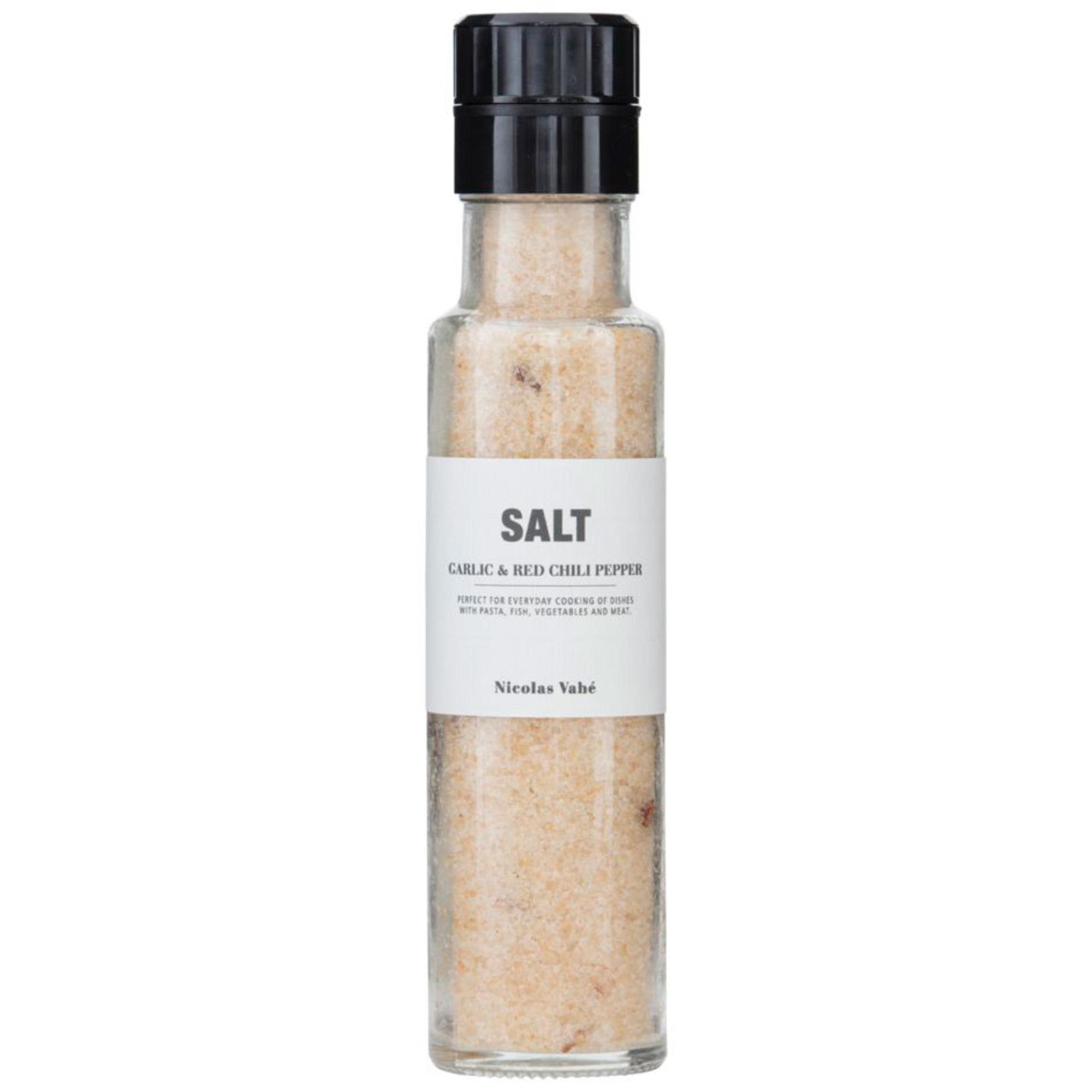 Nicolas Vahé Salt m. Vitlök och Röd Chili peppar