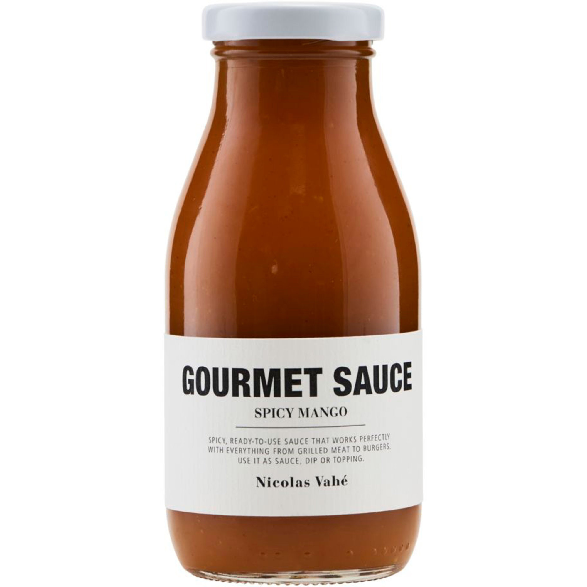 Nicolas Vahé Spicy Mango gourmet sauce