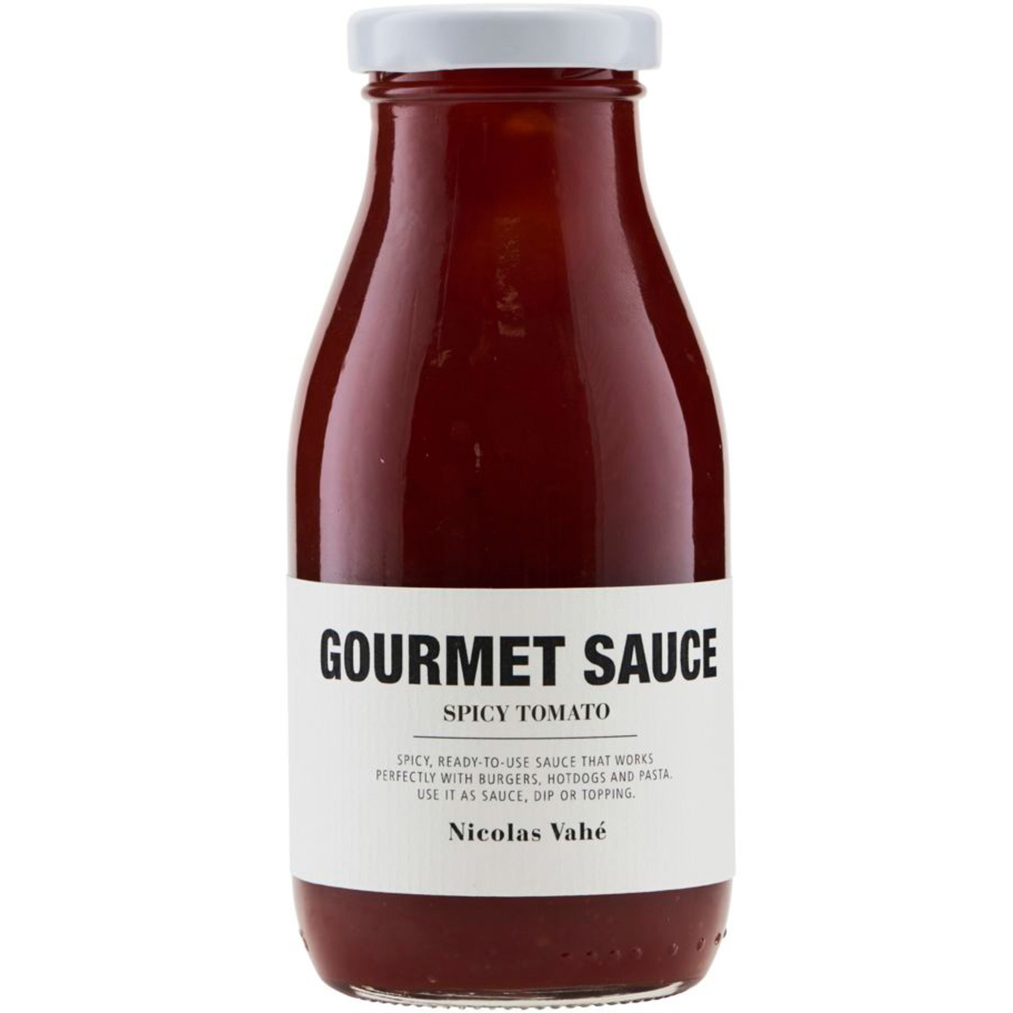 Nicolas Vahé Spicy tomato gourmet sauce