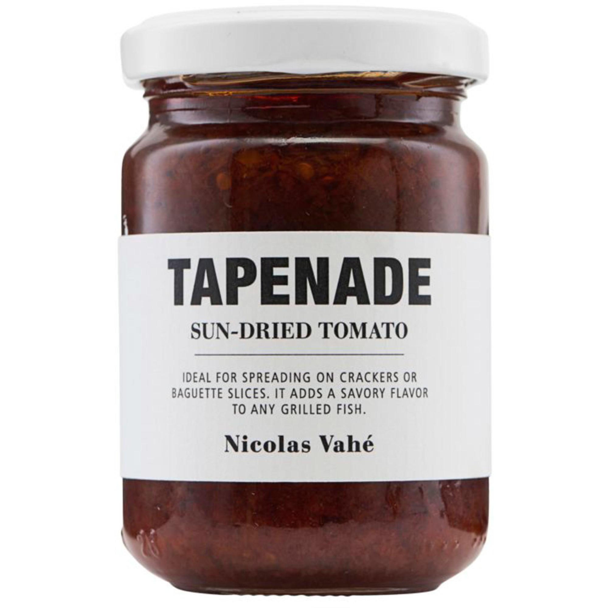 Nicolas Vahé Tapenade m. soltorkade tomater