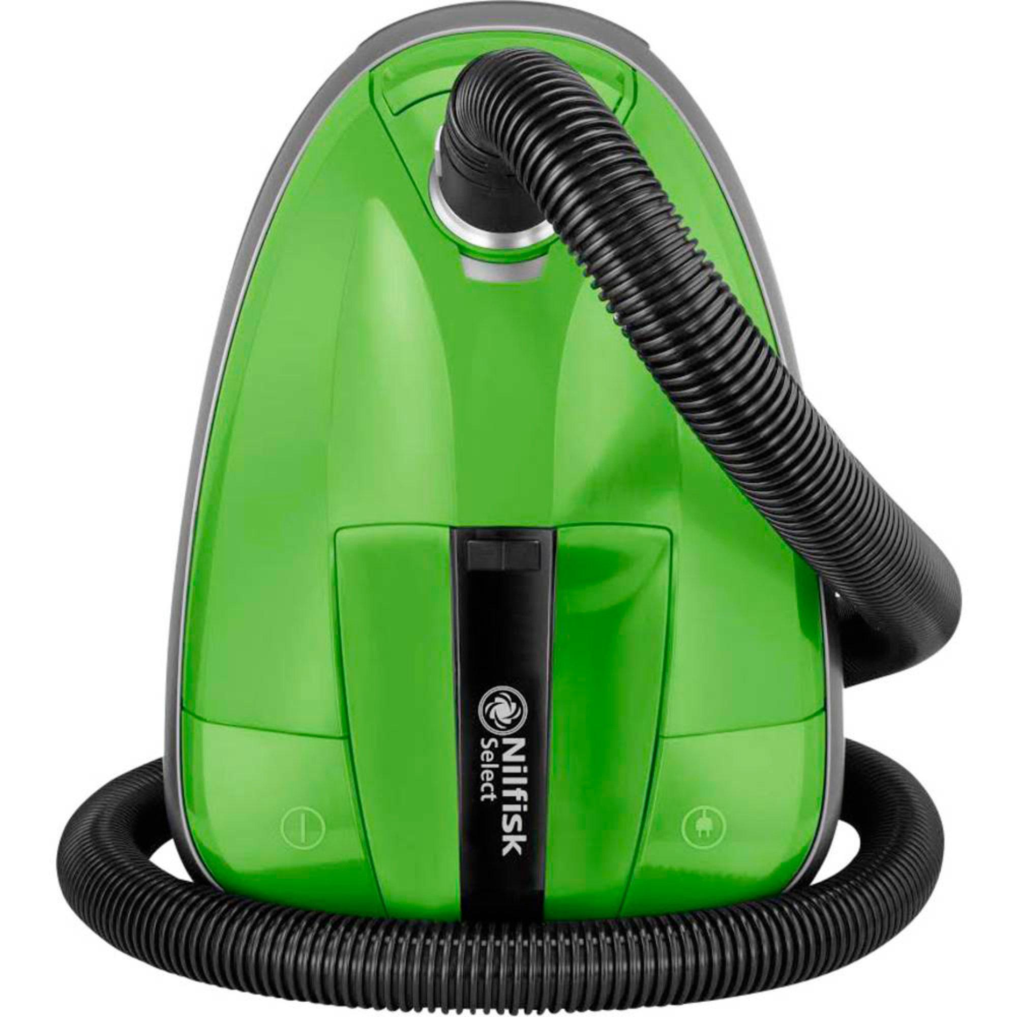 Nilfisk Select Classic Green Dammsugare k1