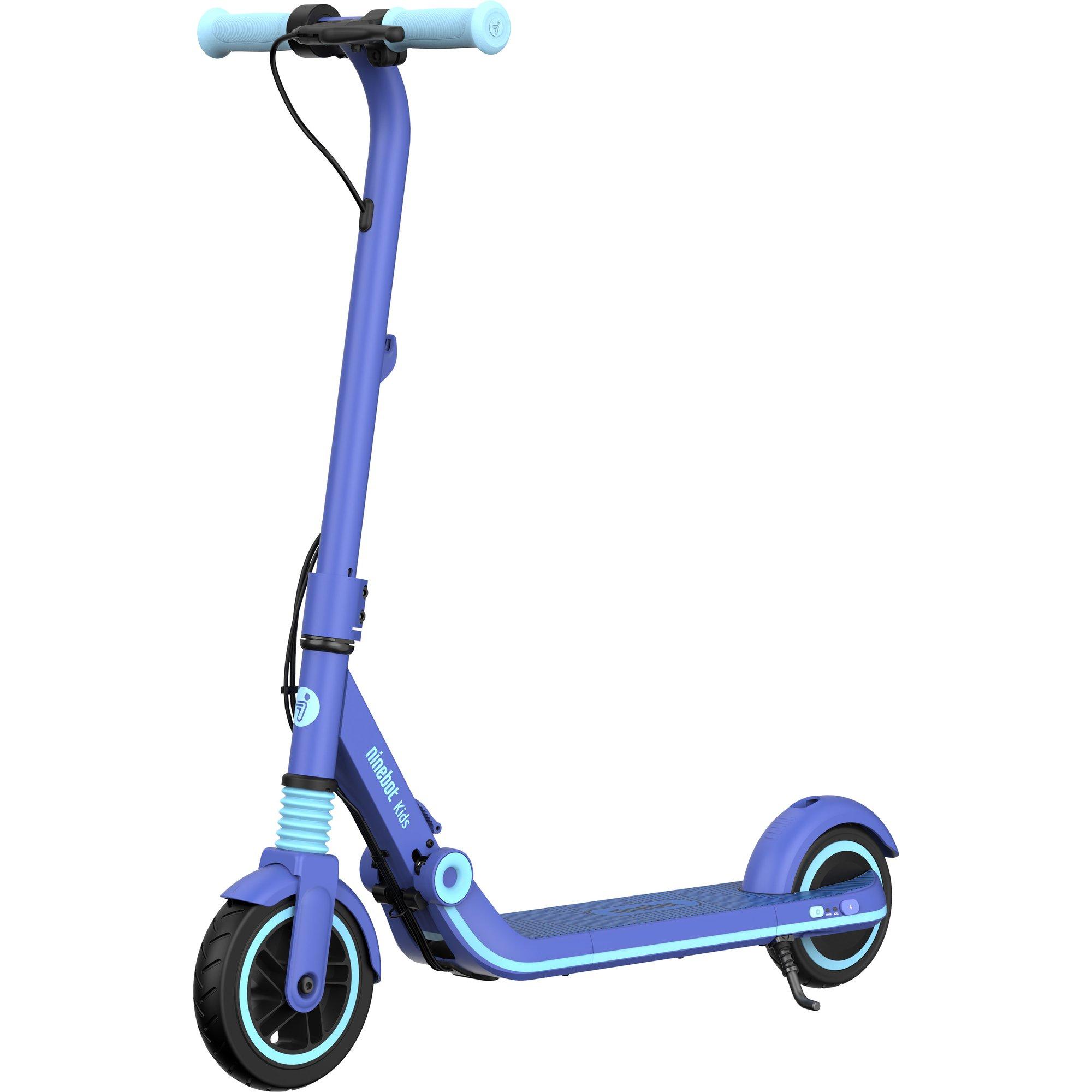 Ninebot by Segway E8 elscooter blå