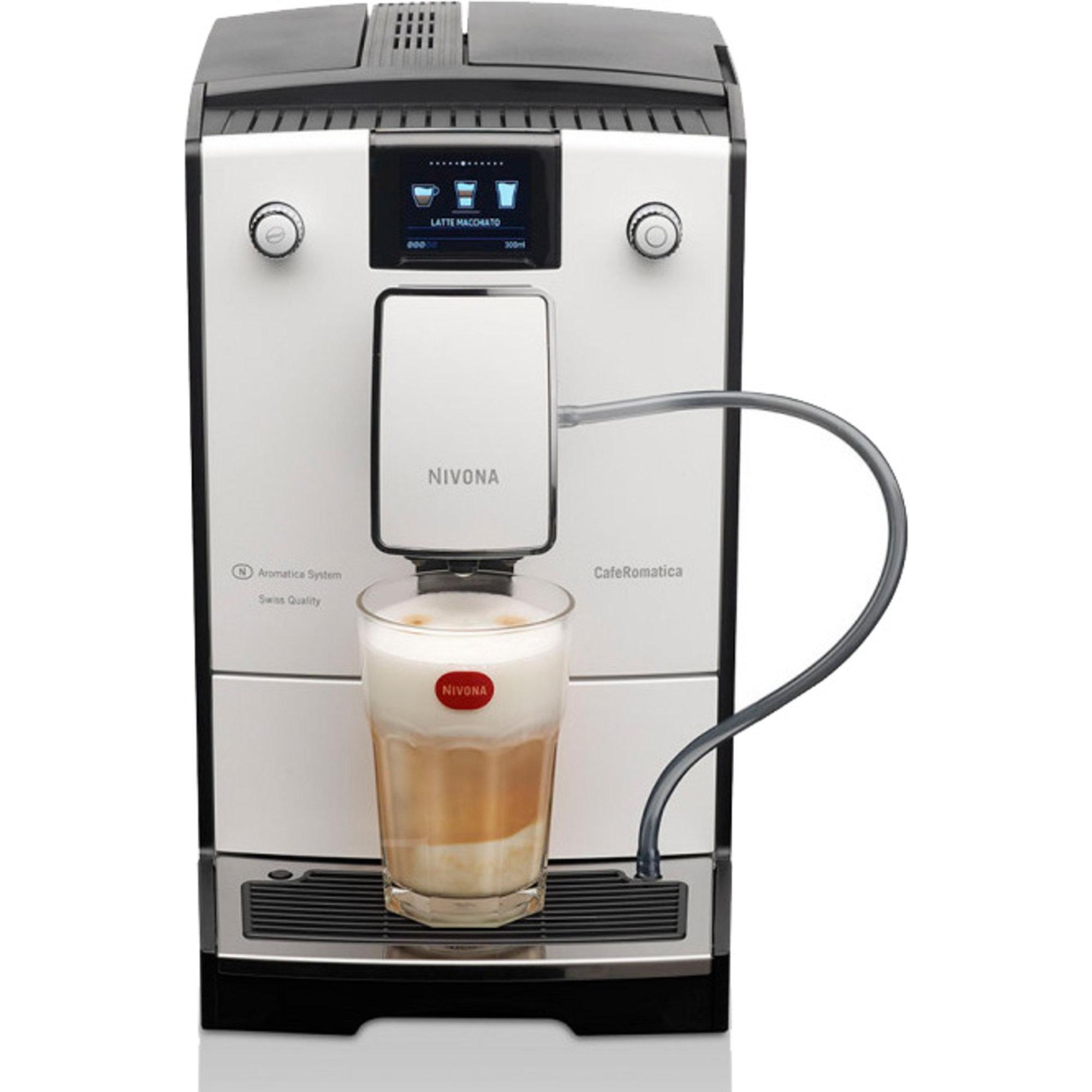 Nivona Caferomatica & NICR kaffemaskiner   Kungligt Kaffe