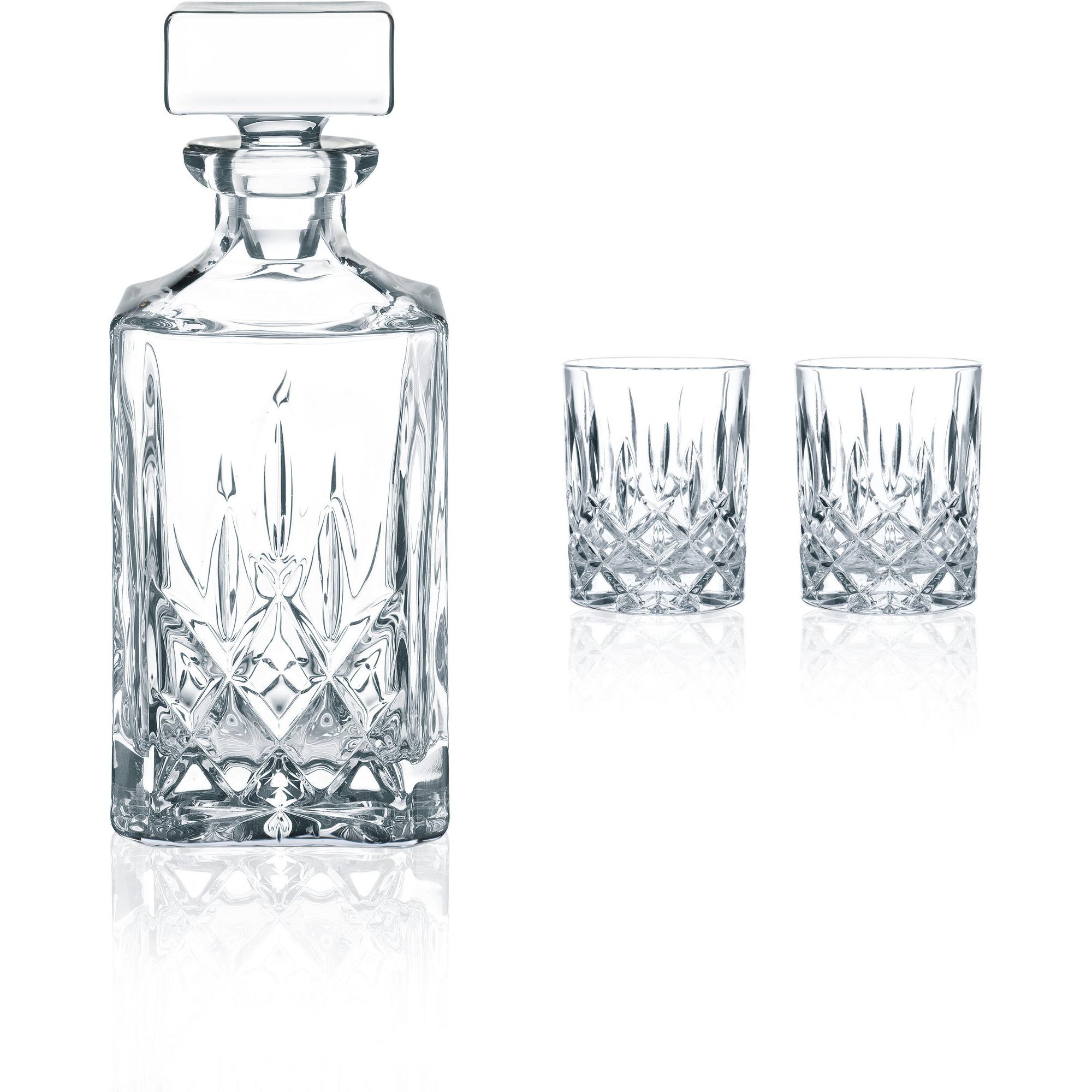 Nachtmann Noblesse Karaff och 2st Glas
