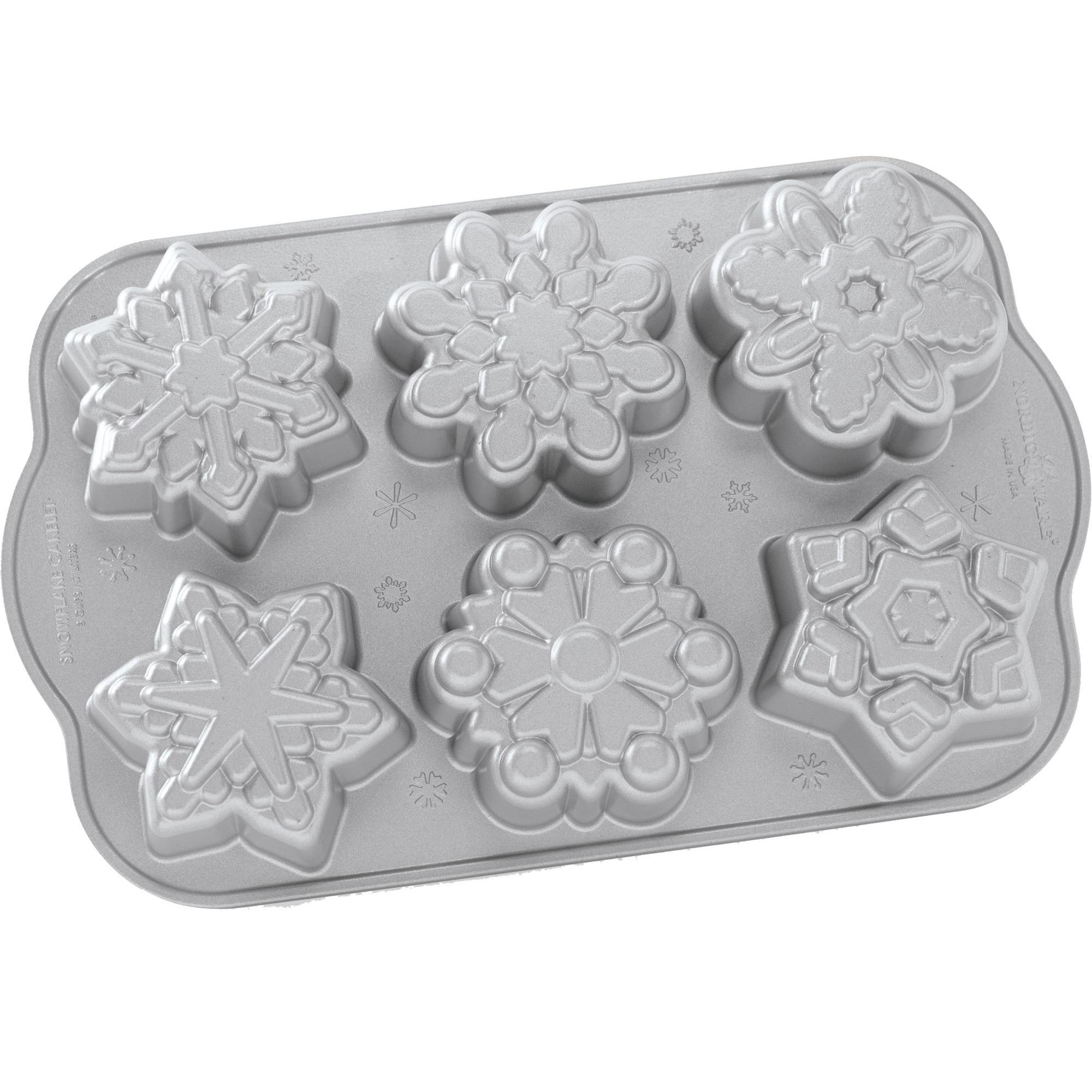 Nordic Ware Bakform Frozen Snowflake