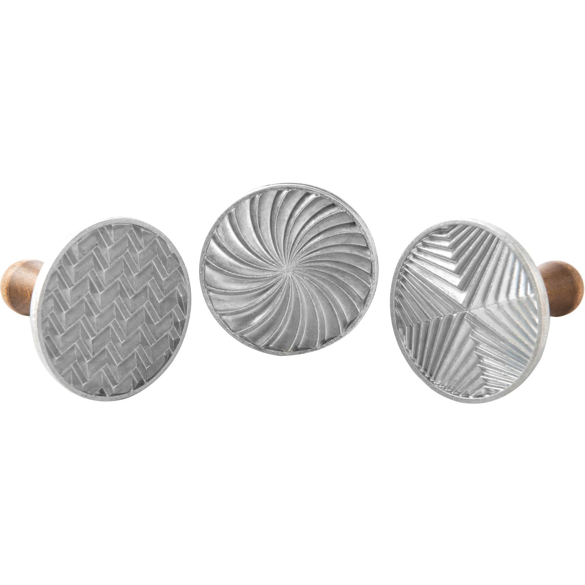 Nordic Ware Kakstämpel för småkakor Geo