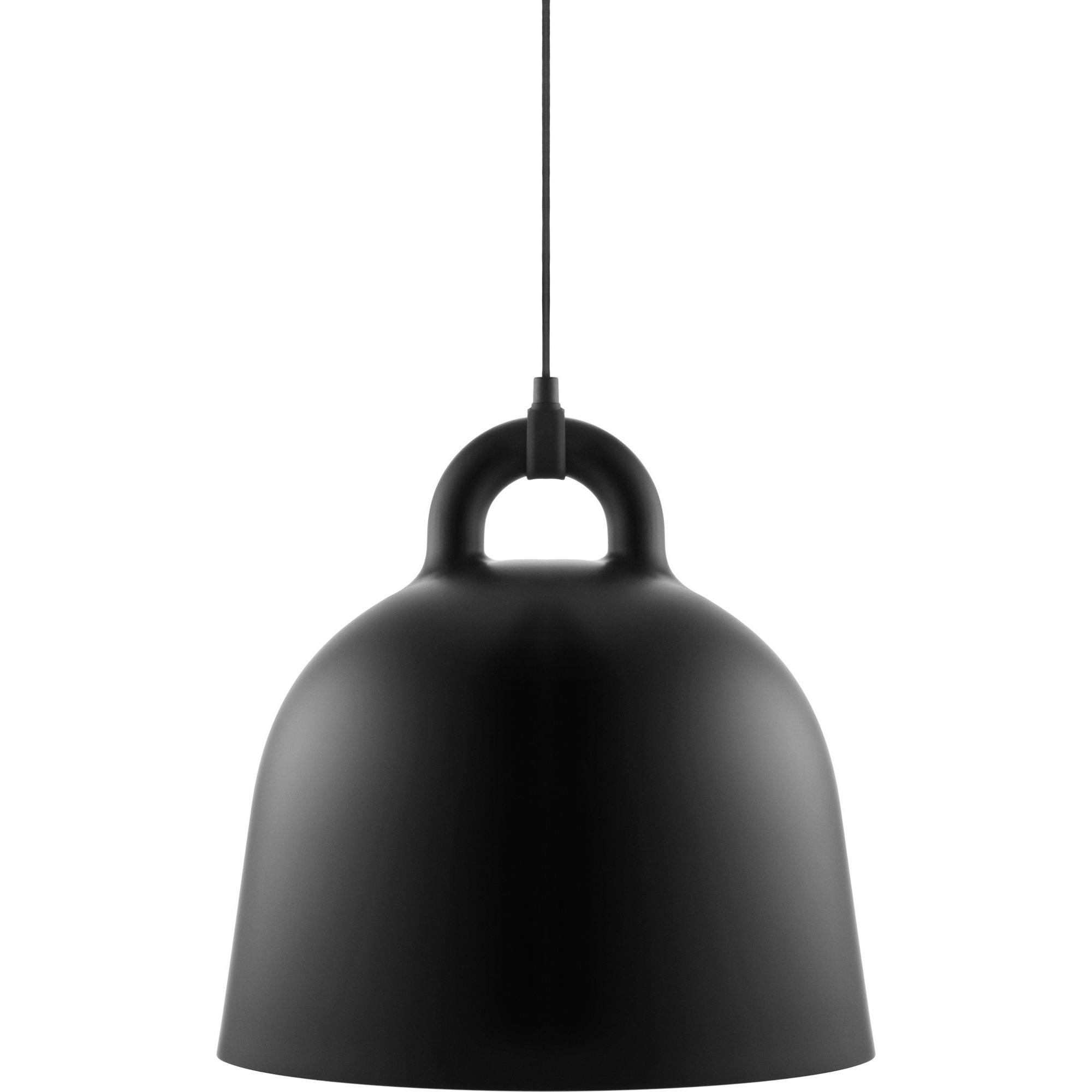 Normann Copenhagen Bell Lamp Medium EU Black