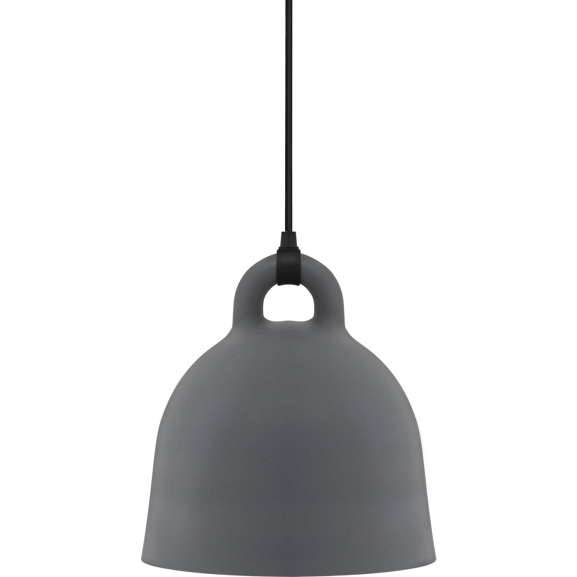 Normann Copenhagen Bell Lamp Small EU Grey
