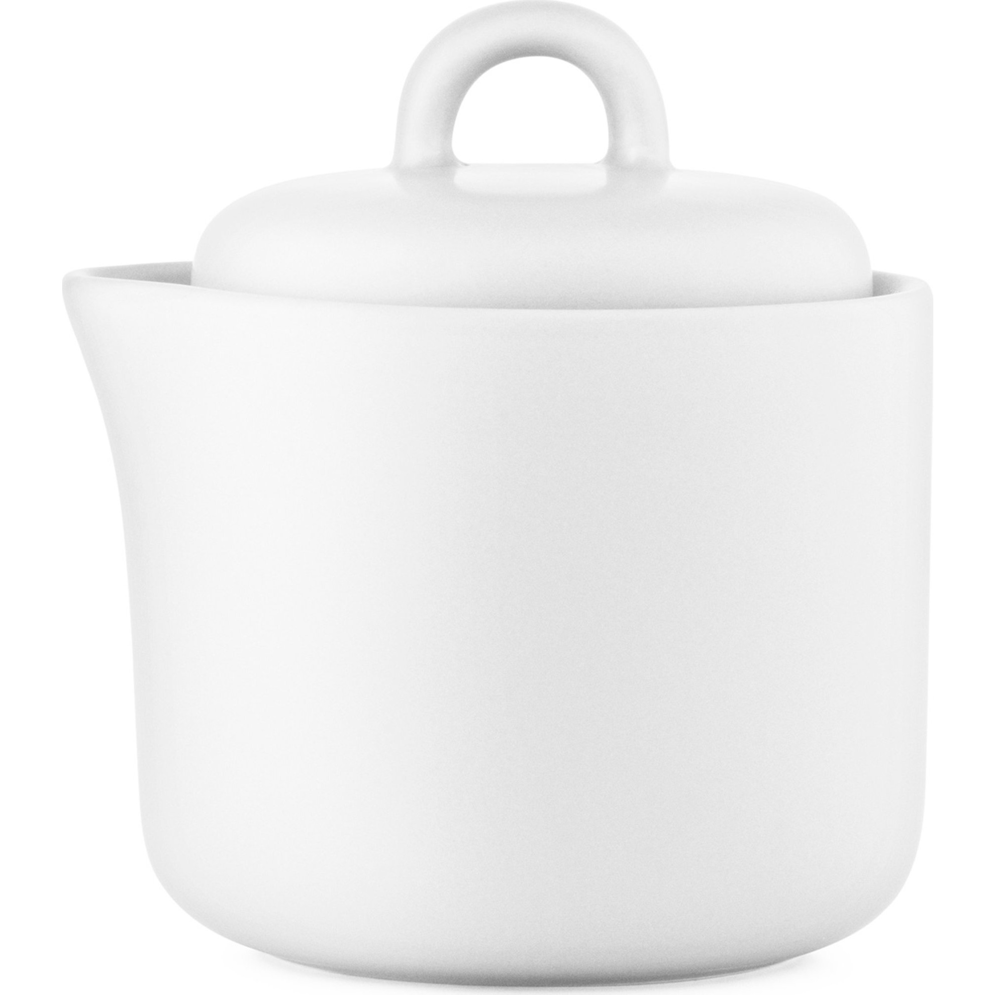 Normann Copenhagen Bliss Sugar Bowl 30 cl. White