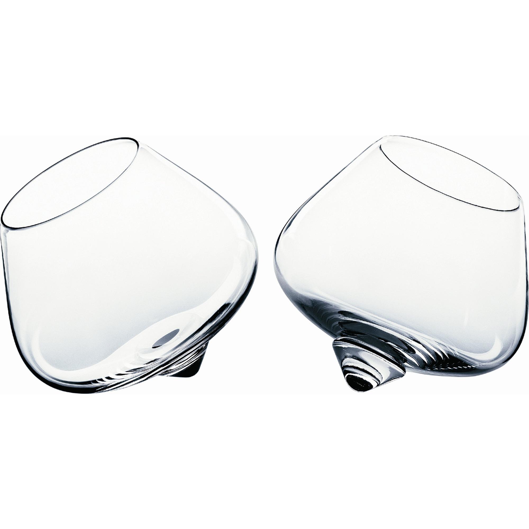Normann Copenhagen Cognac Glass – 2 pcs 25 cl Gla