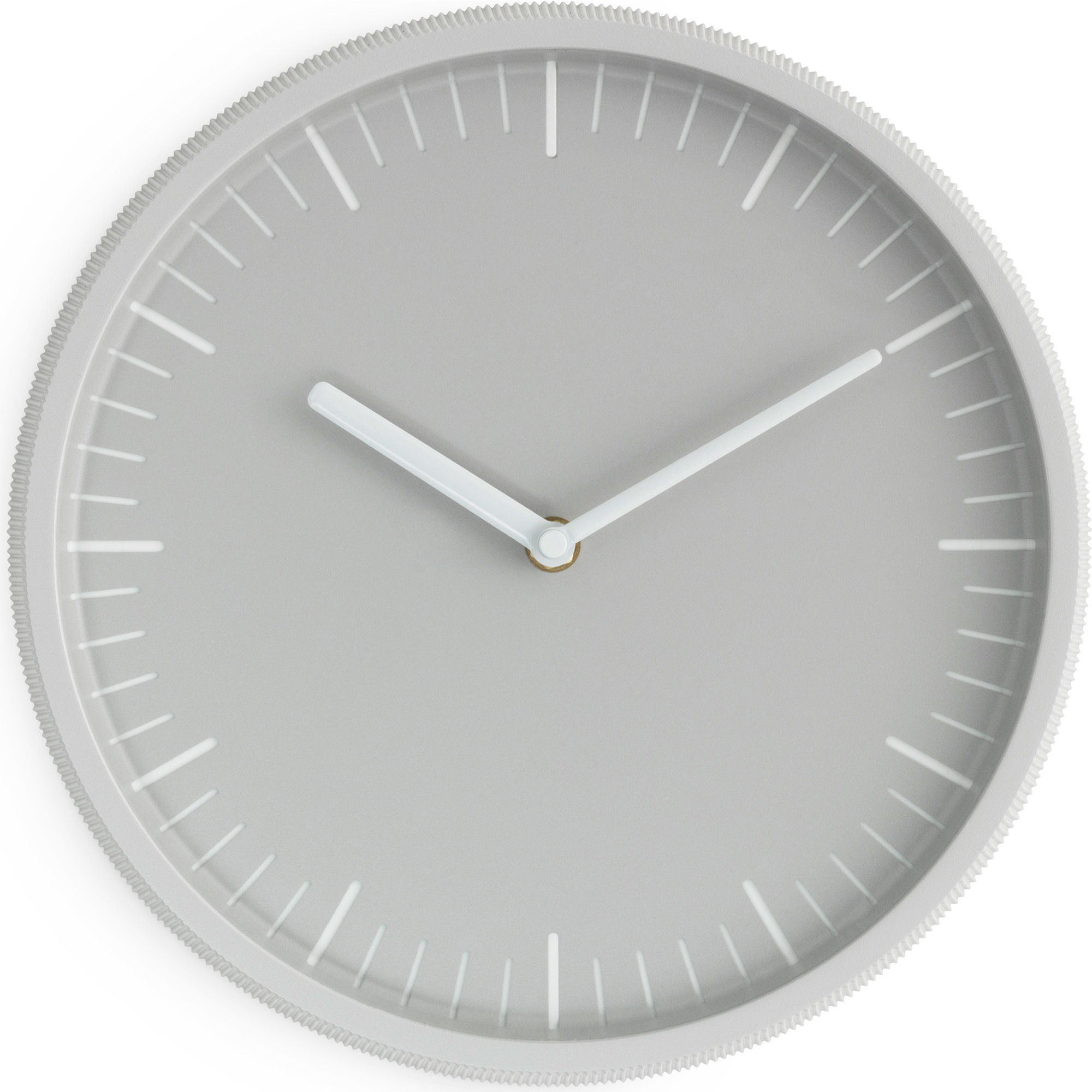 Normann Copenhagen Wall Clock Light Grey