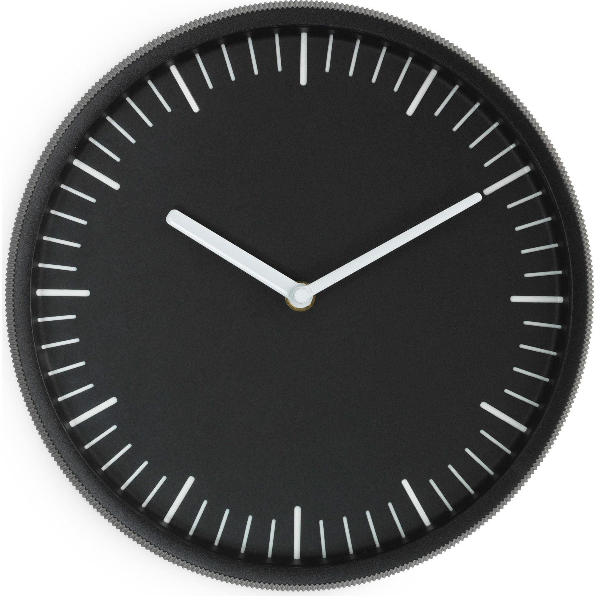 Normann Copenhagen Wall Clock Black