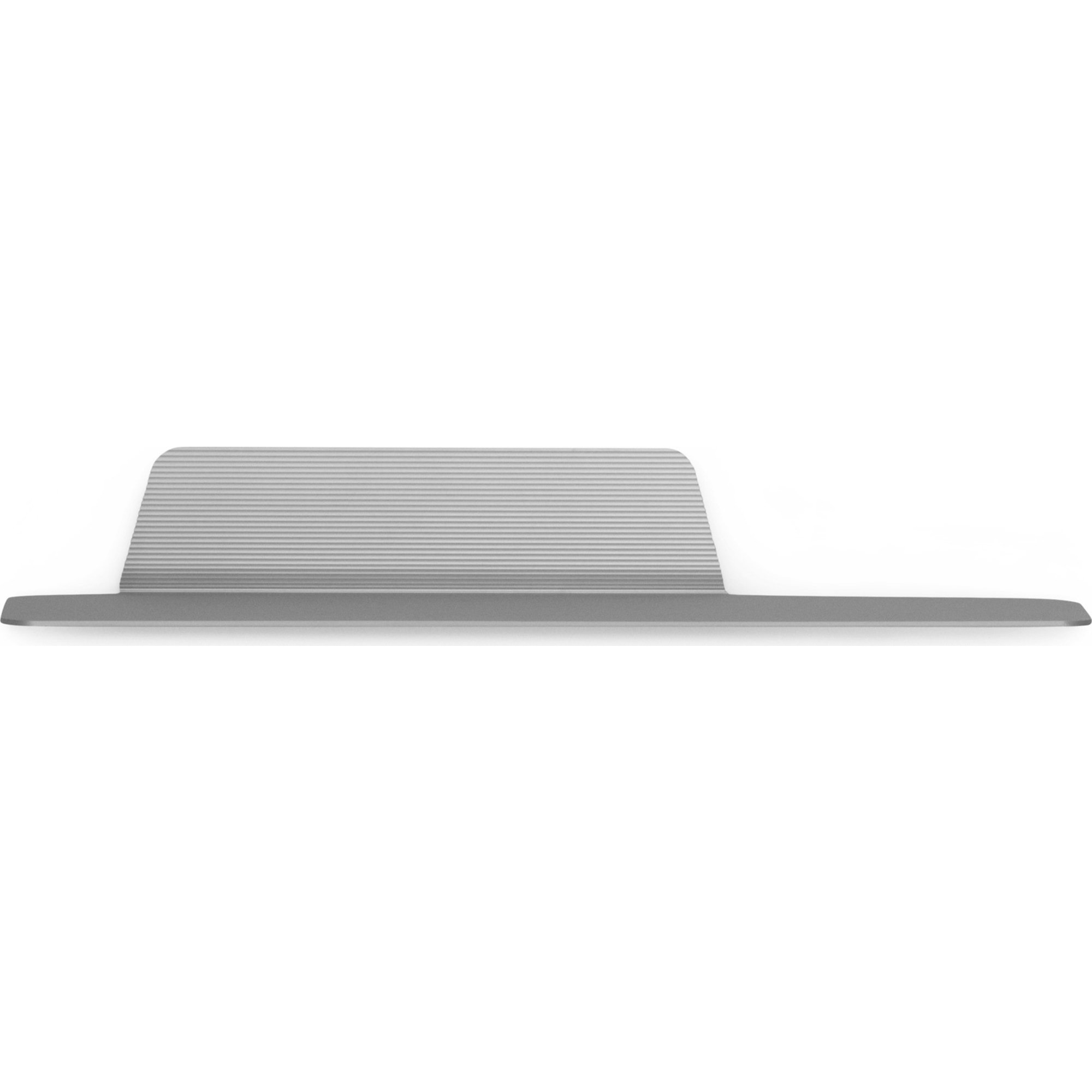 Normann Copenhagen Jet Shelf 80 cm Silver