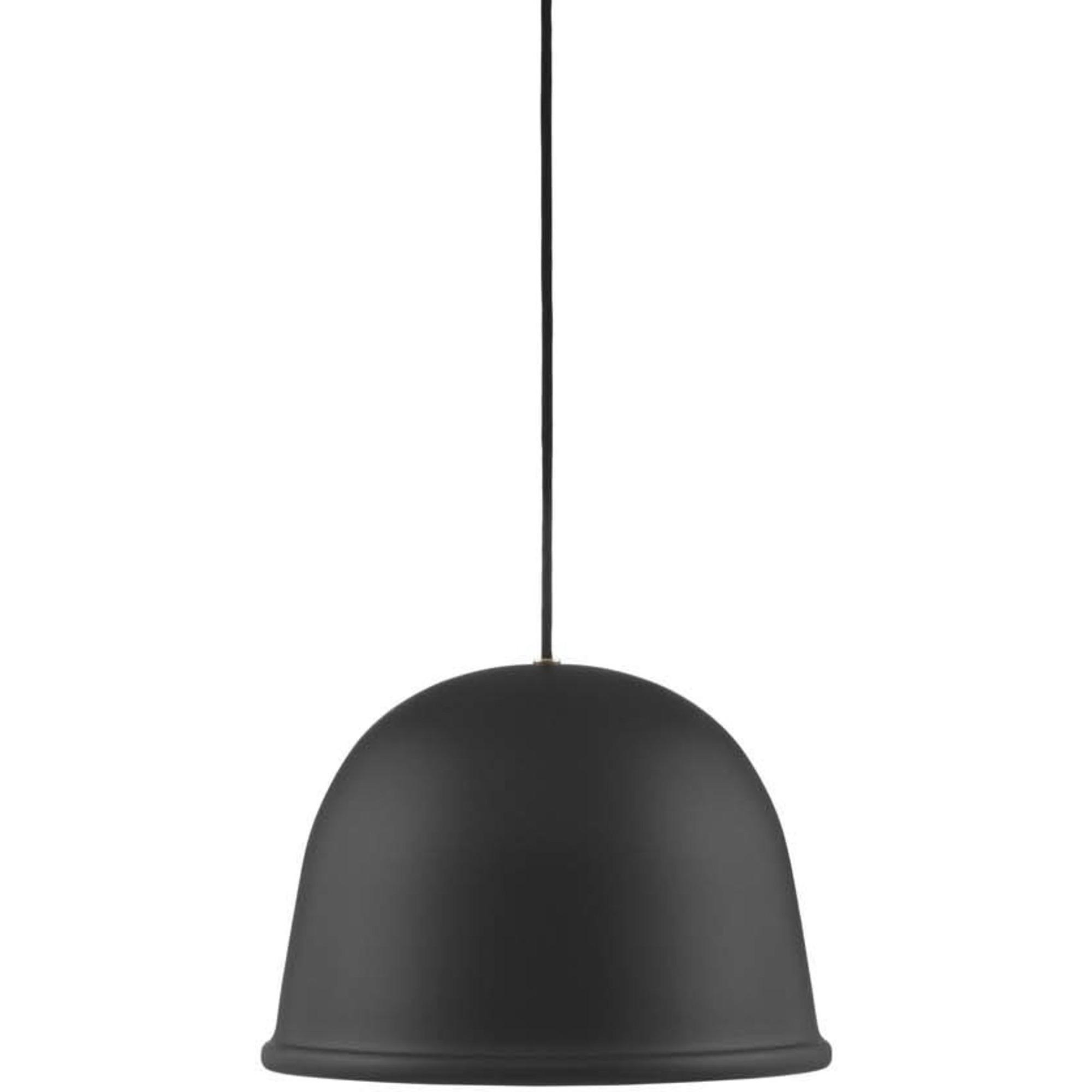 Normann Copenhagen Local Lampa Svart