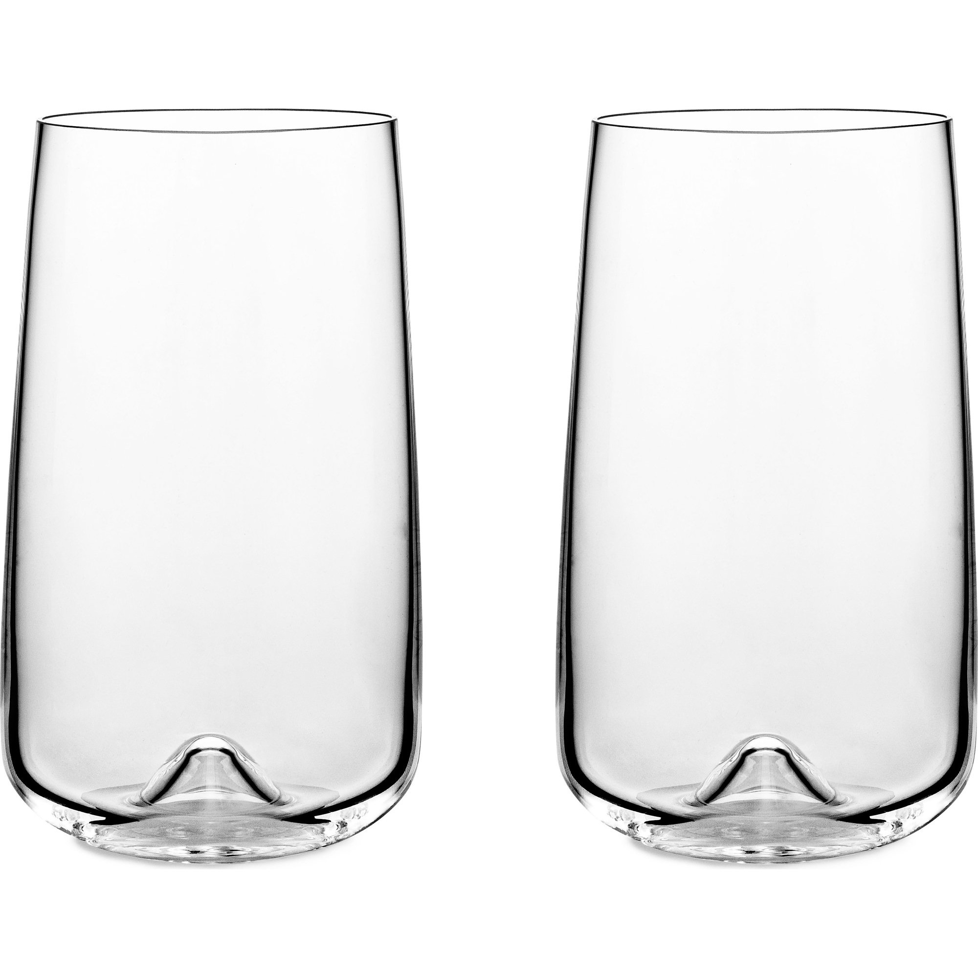 Normann Copenhagen Long Drink Glass – 2 pcs 45 cl