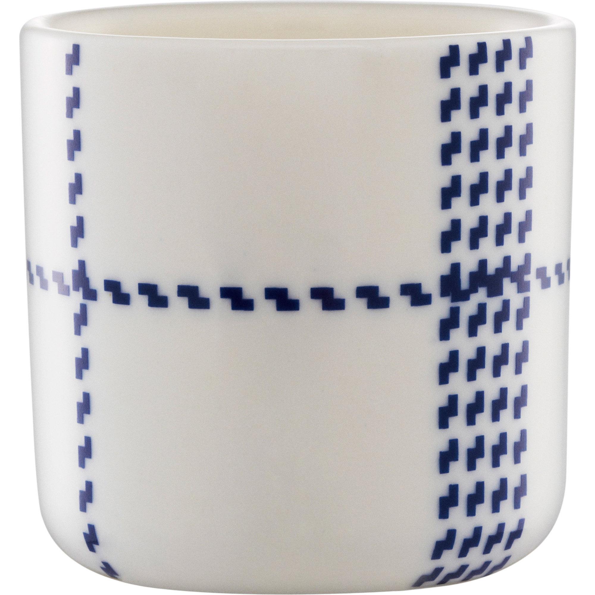 Normann Copenhagen Mormor Blue Eggcups – 2 pcs Whi