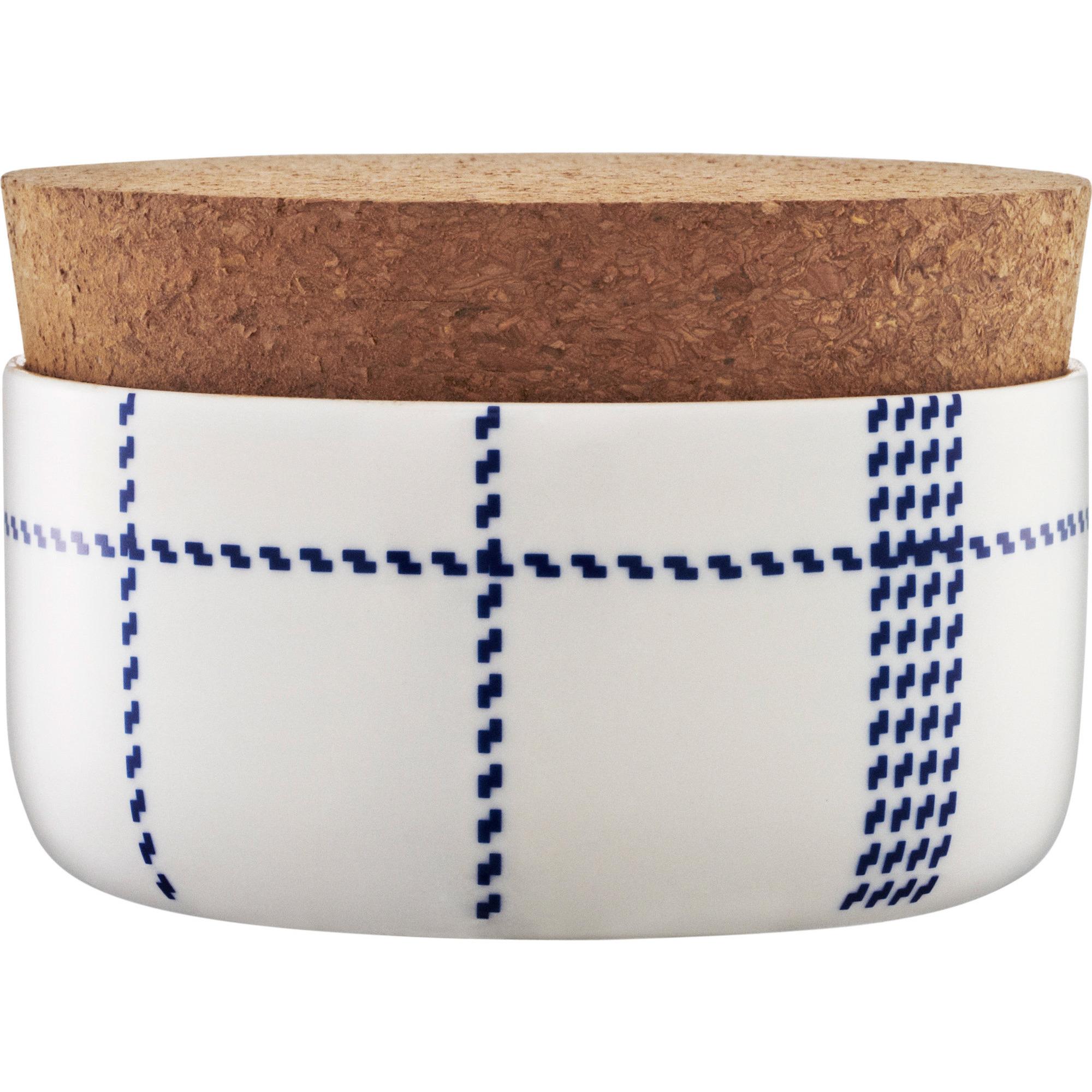 Normann Copenhagen Mormor Blue Sugar Bowl 25 cl Wh
