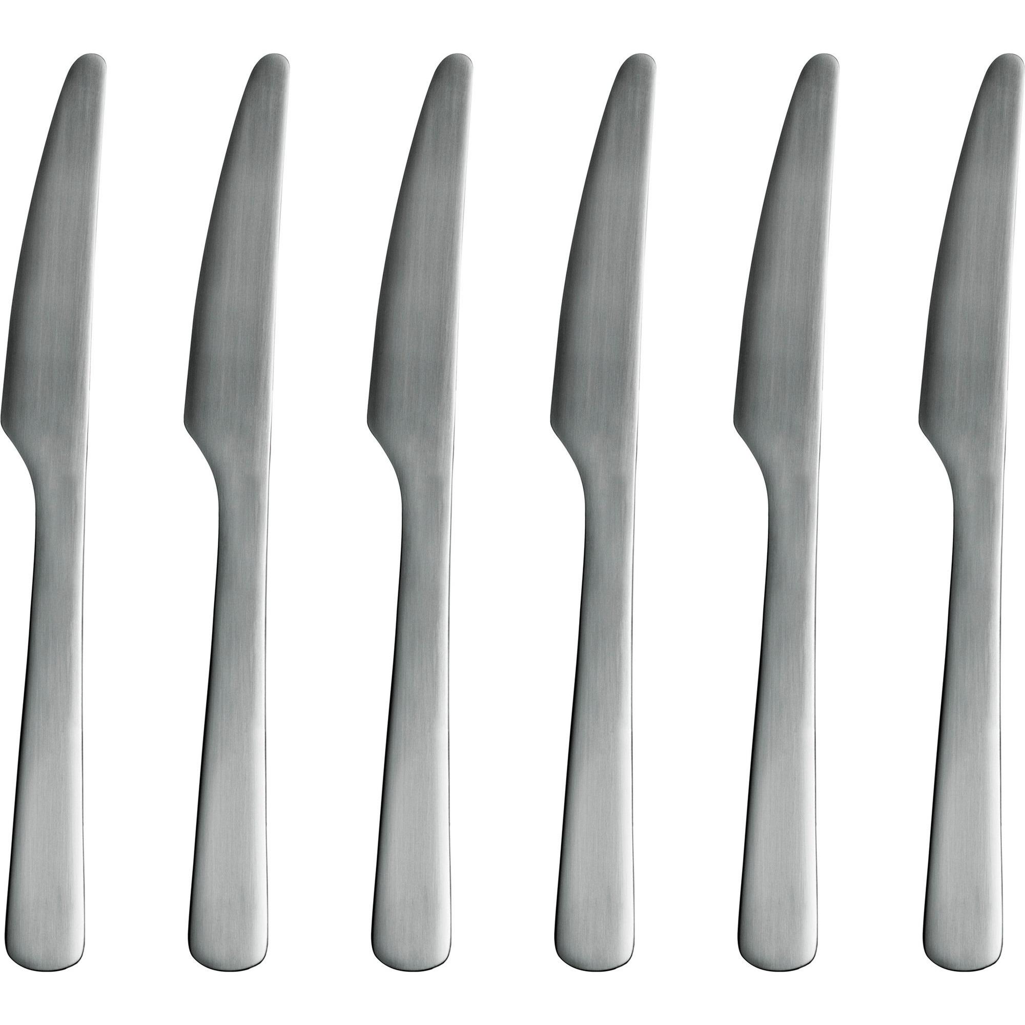 Normann Copenhagen Normann Knives – 6 pack Steel