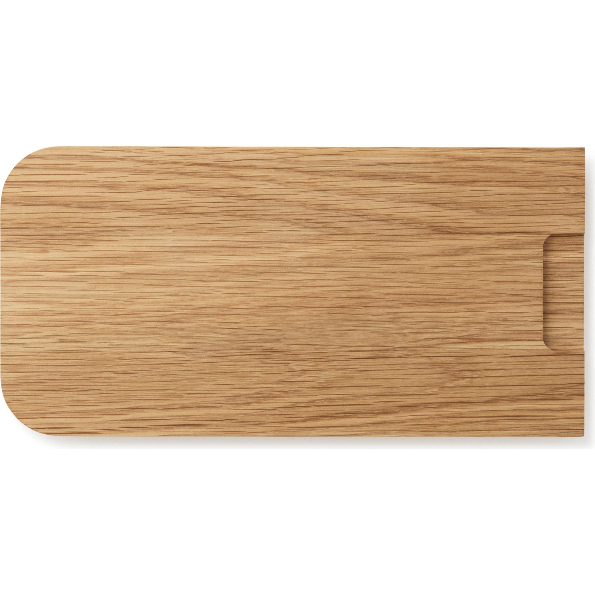 Normann Copenhagen Part Cutting Board Snack Oak