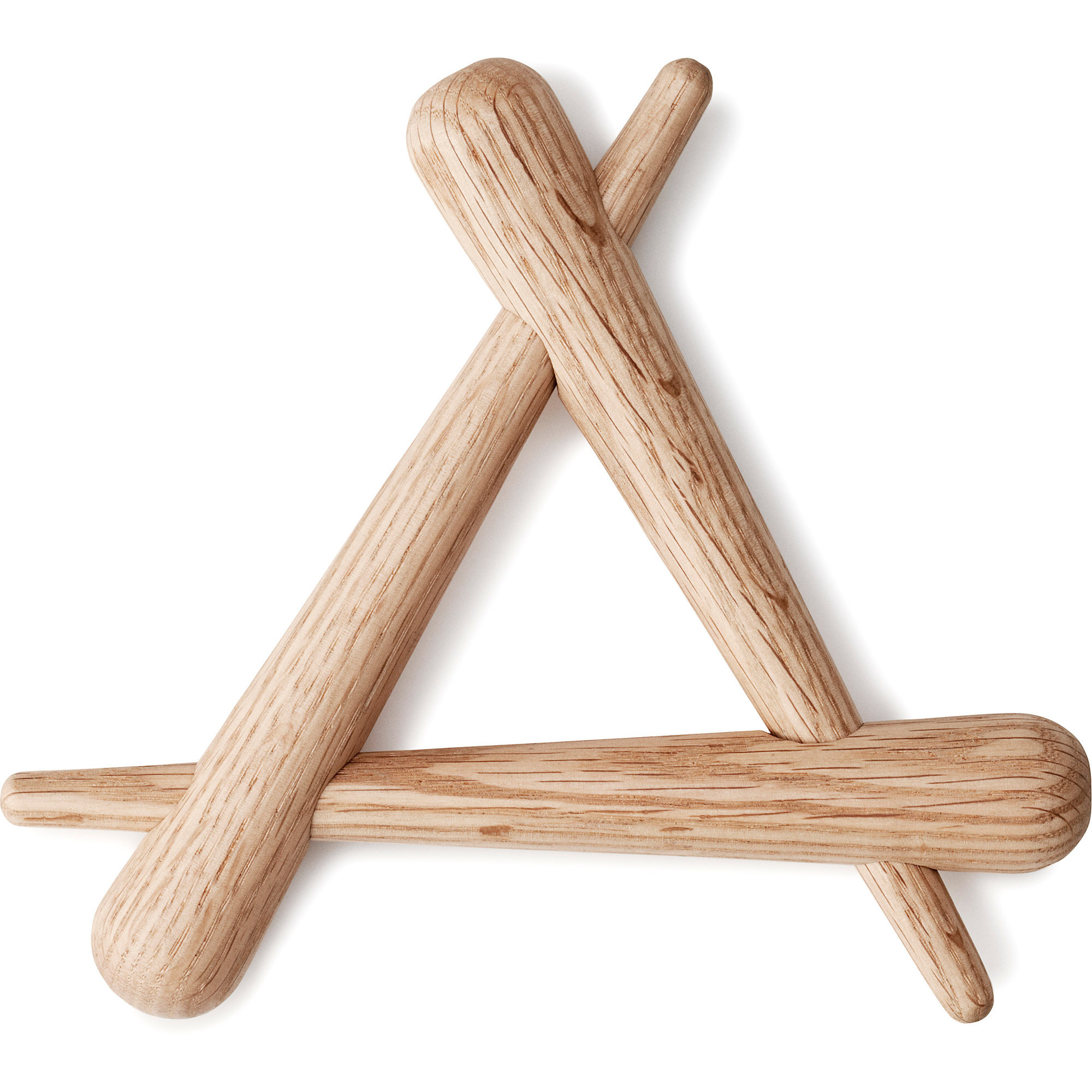 Normann Copenhagen Timber Trivet Oak