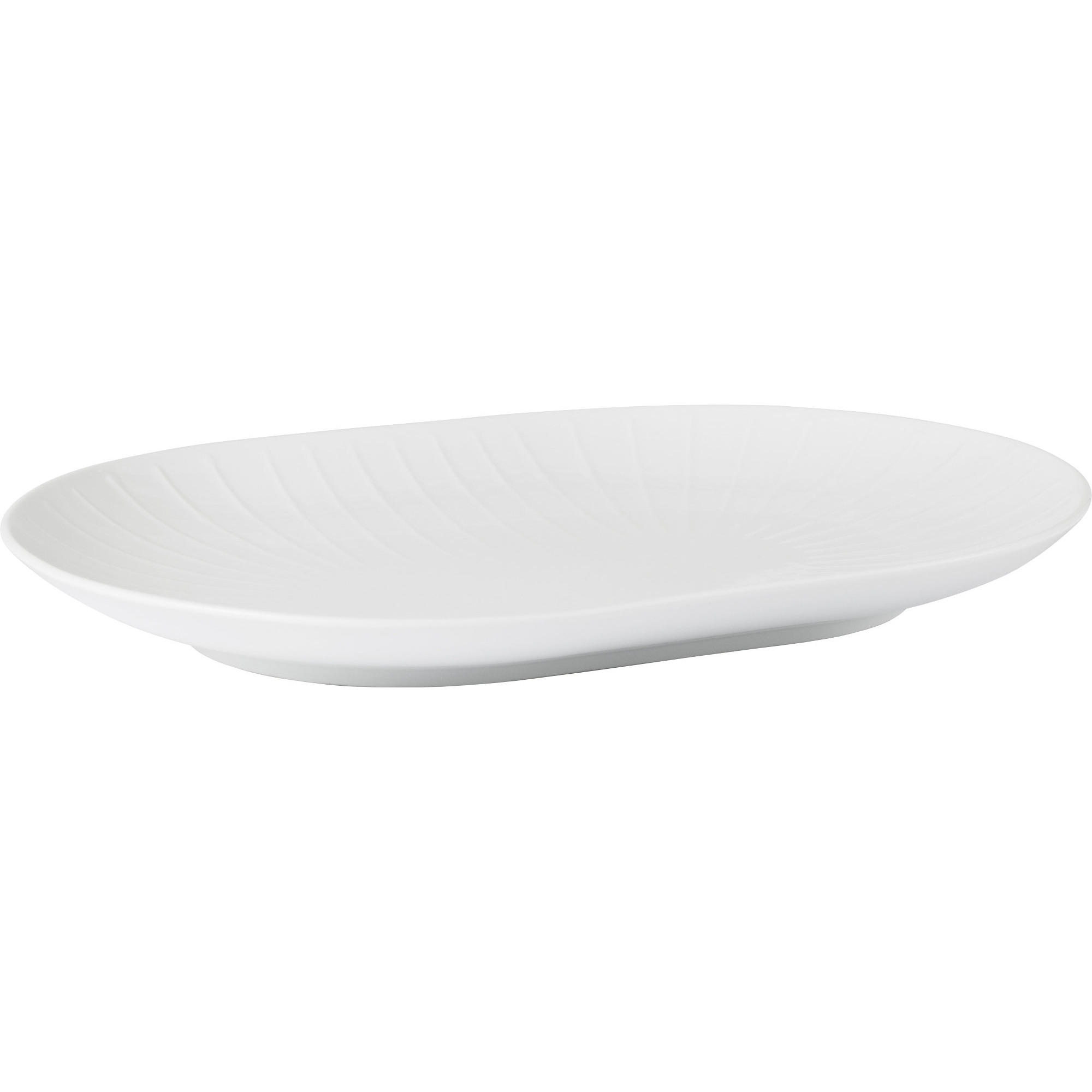 Normann Copenhagen Banquet Serving Bricka Vit