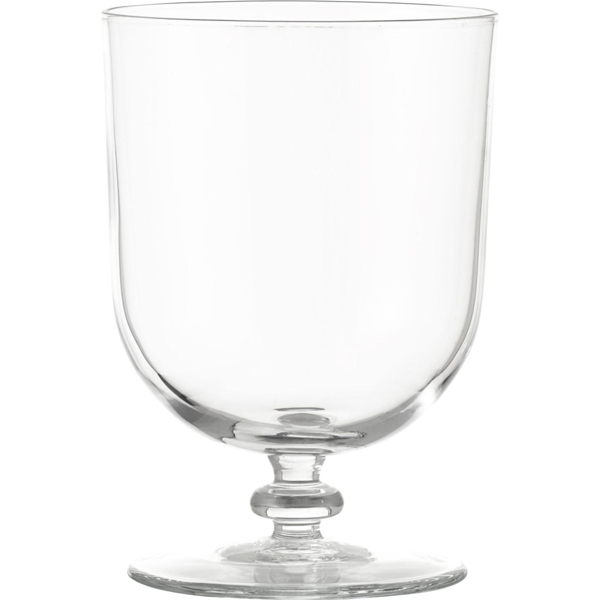 Normann Copenhagen Banquet Vatten Glas 30 cl Klar