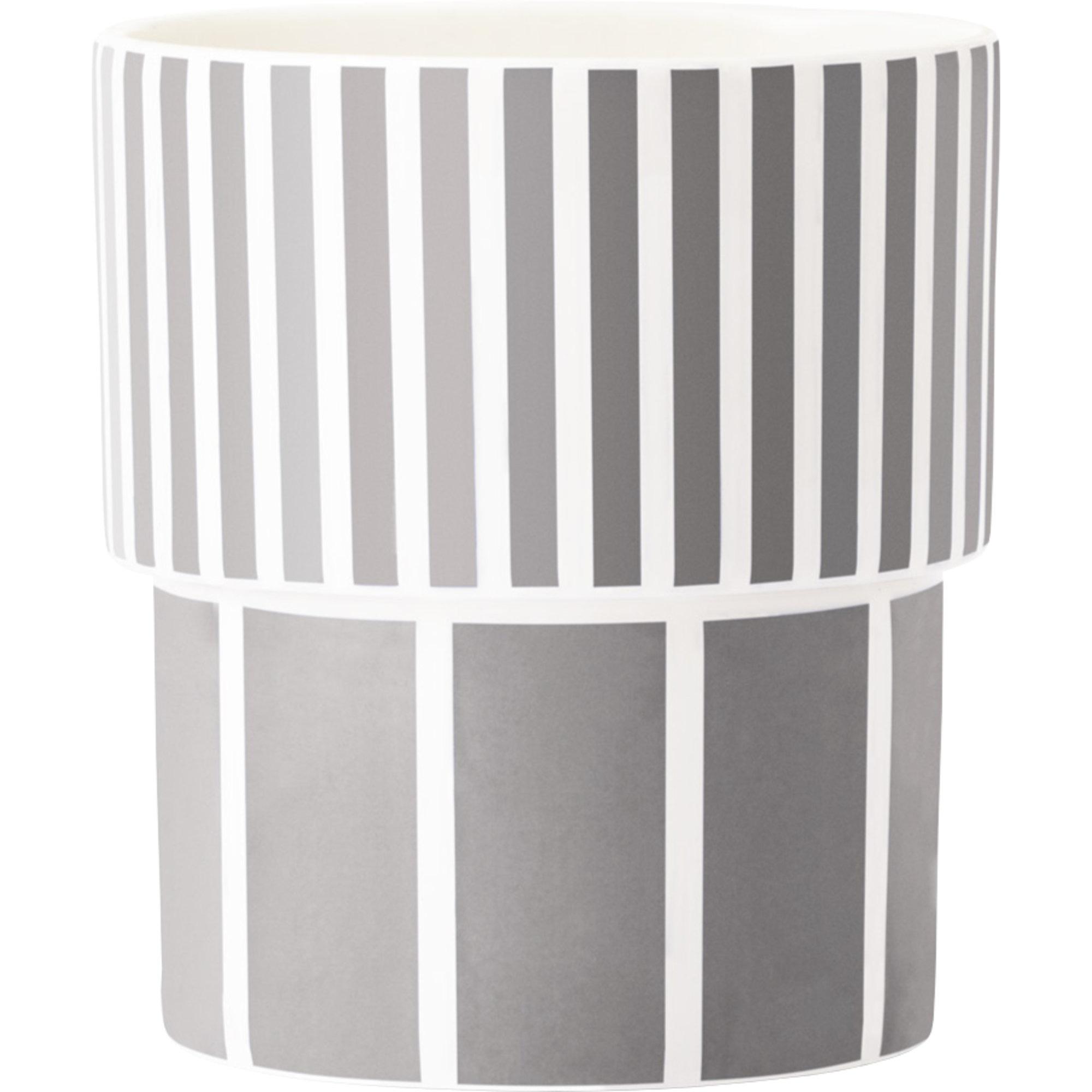 Normann Copenhagen Lolli Kopp 17 cl Metal Grey
