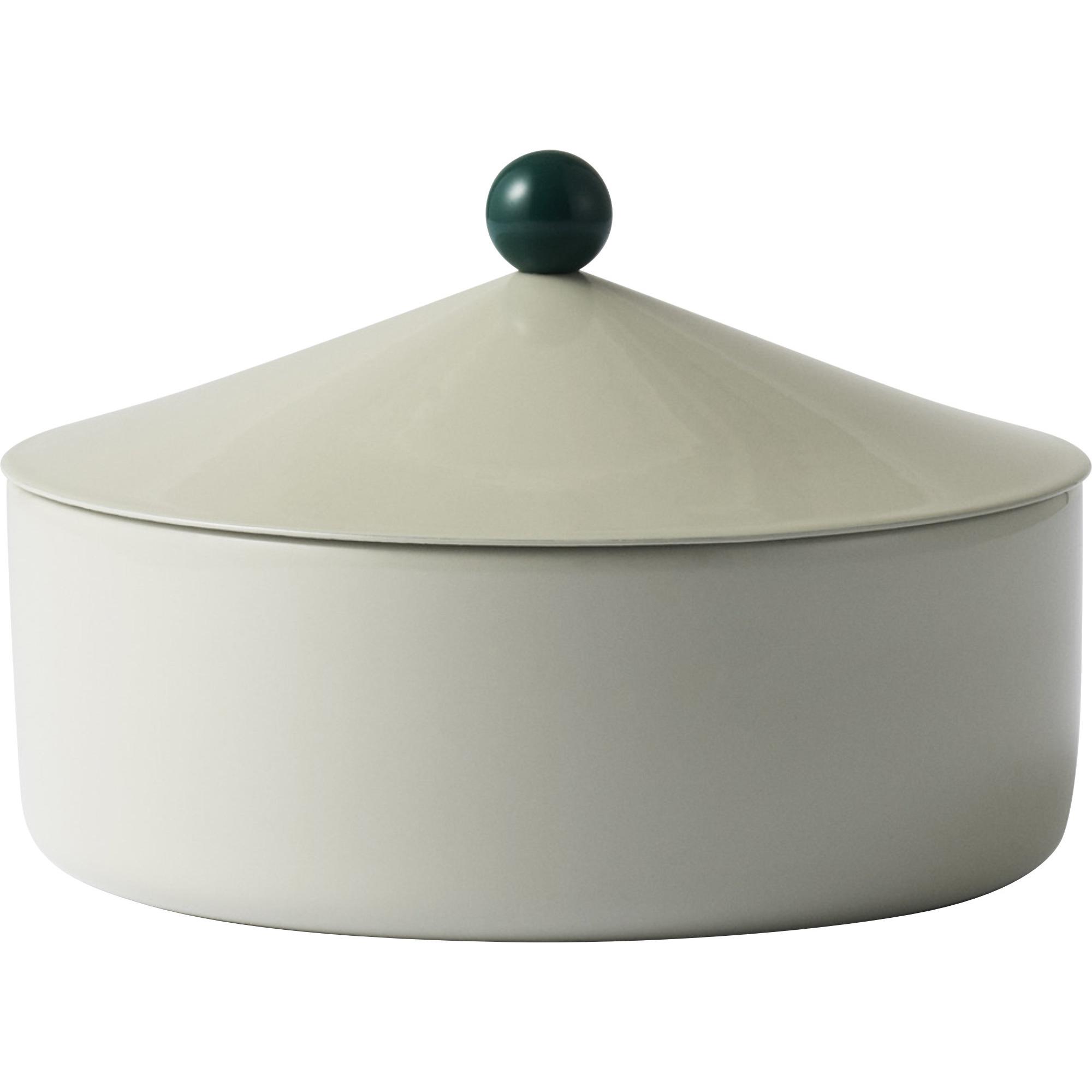 Normann Copenhagen Marquee Box Medium Antique Celadon