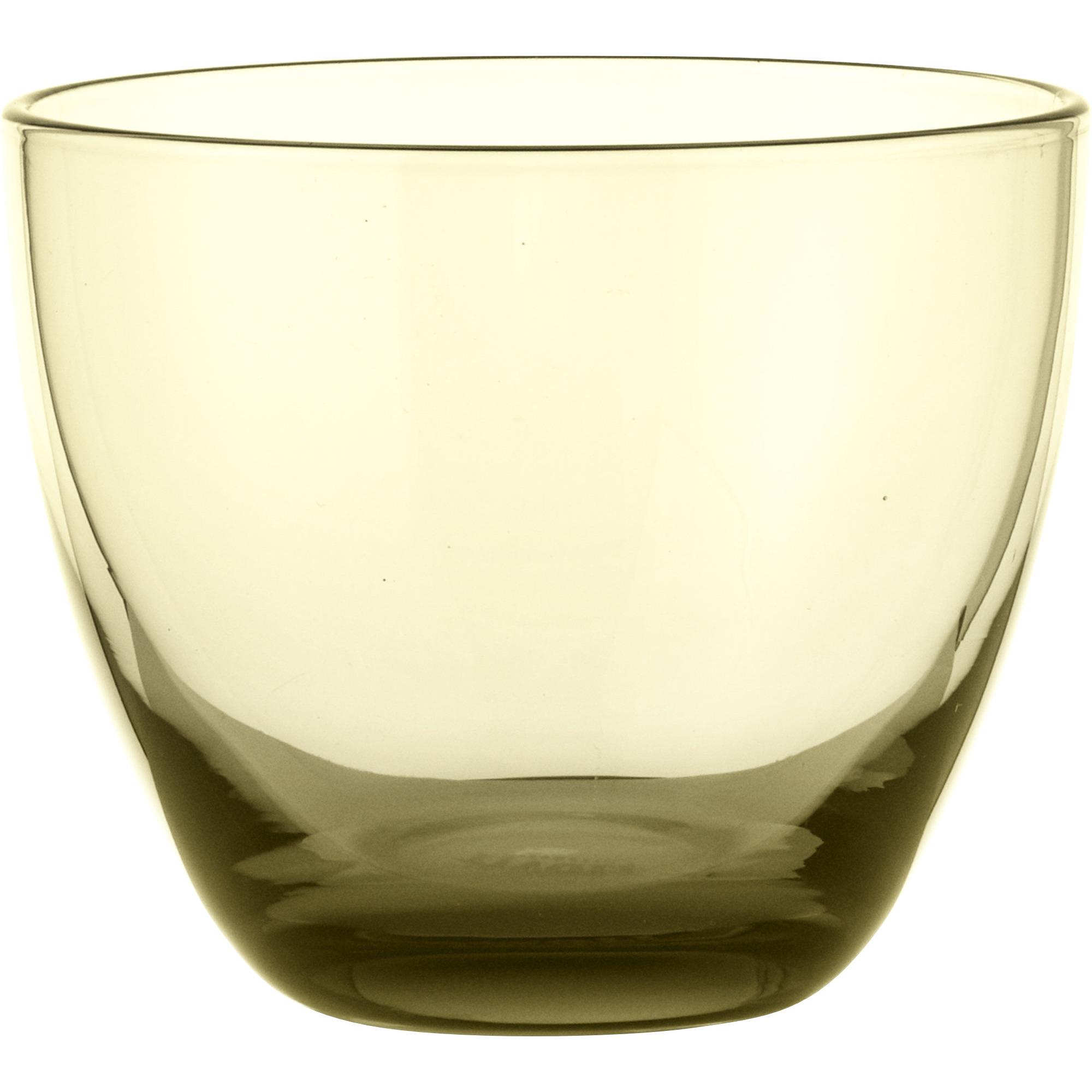 Normann Copenhagen Orient Glas 16 cl 4 St Pale Yellow