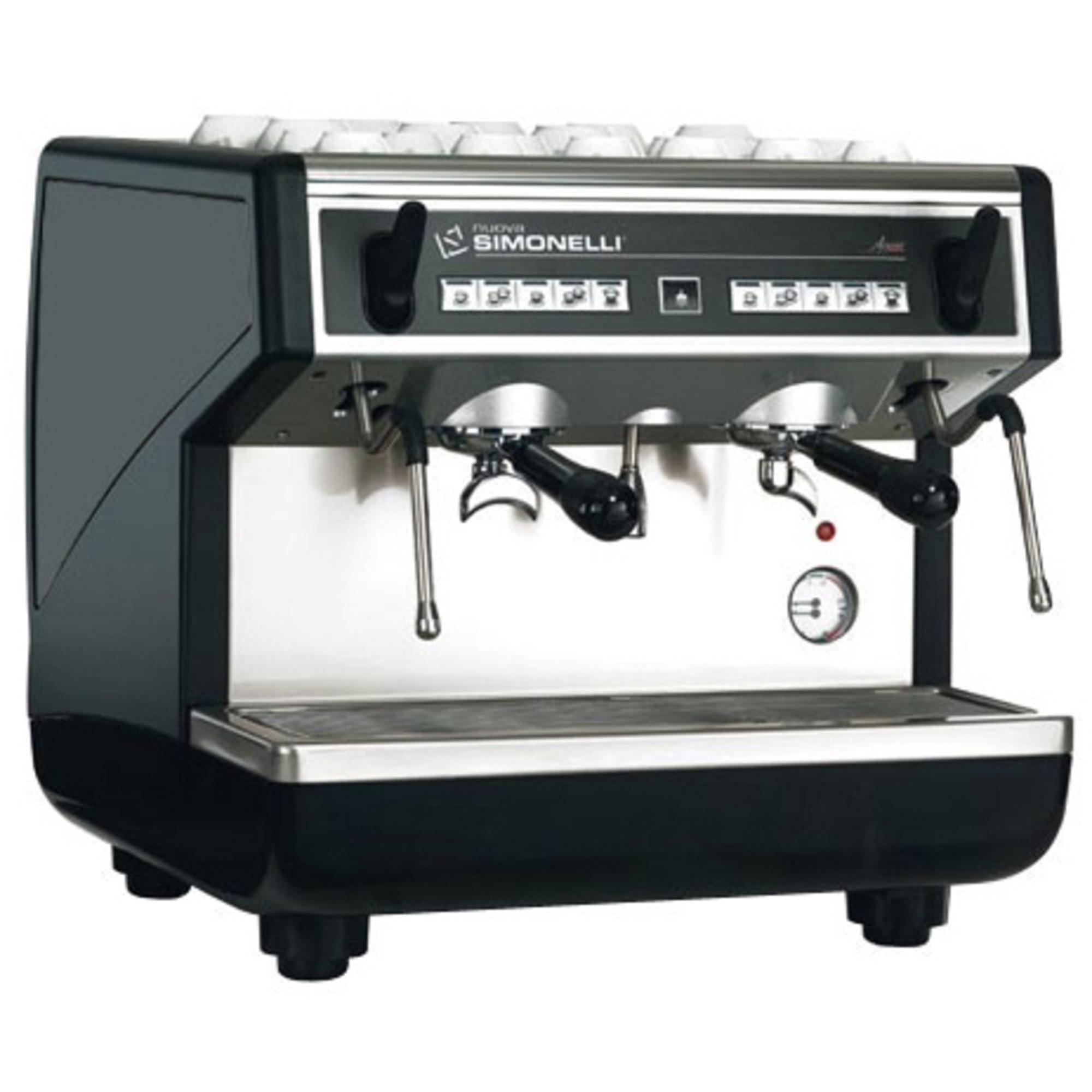 Nuova Simonelli Appia II 2 Gr. VOL Compact Espressomaskin