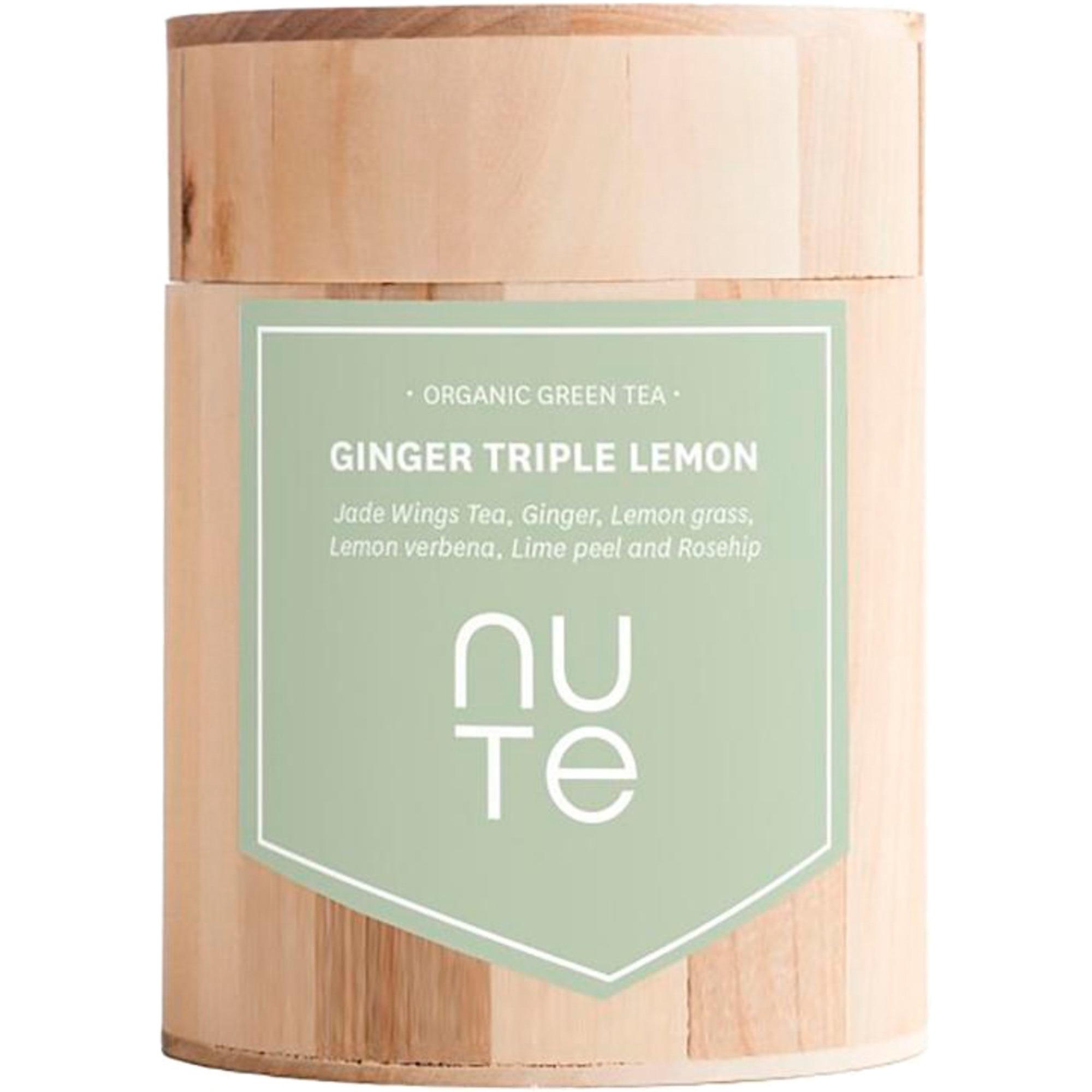 NUTE Ginger Triple Lemon Te 100 g