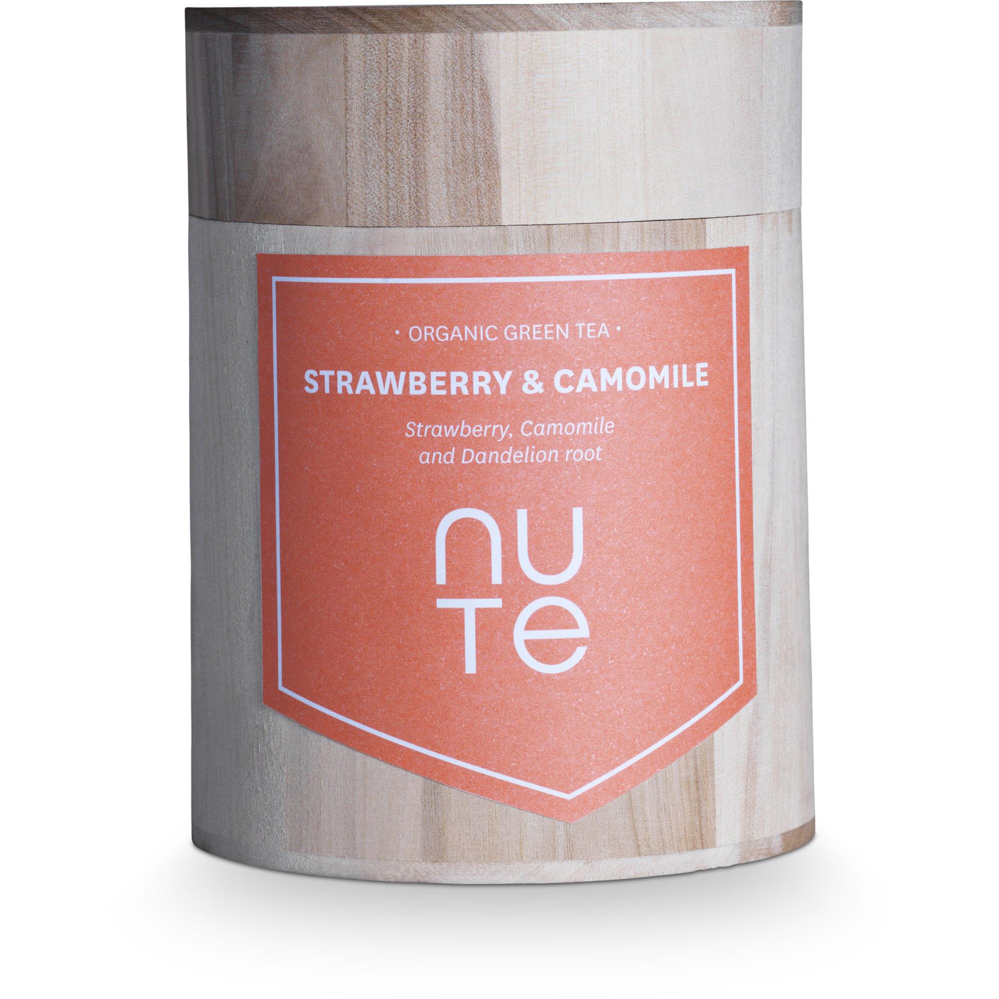 NUTE Strawberry & Camomile