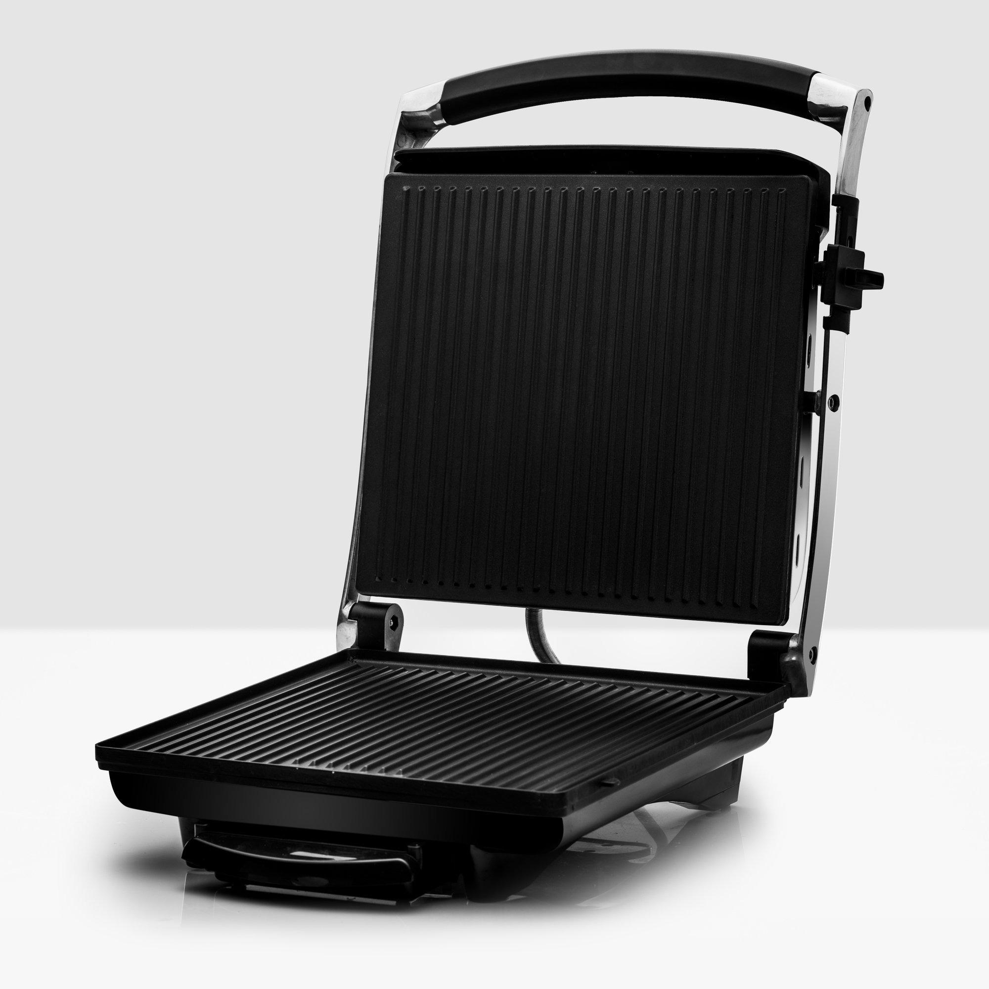 Easy Grill kontakt-grill fra OBH » Lett å gjøre ren