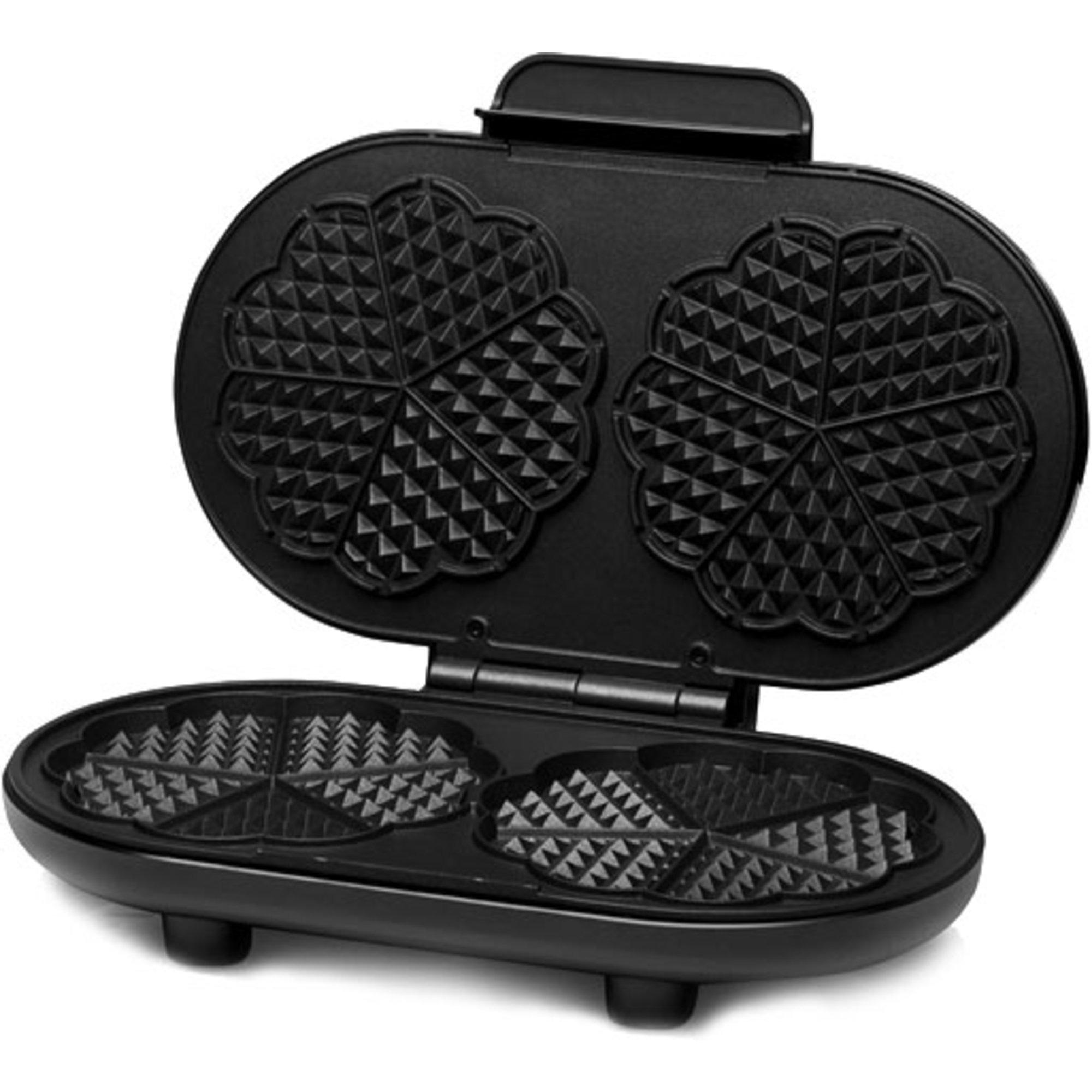 Select Double vaffeljern fra OBH » Laver to vafler ad gangen