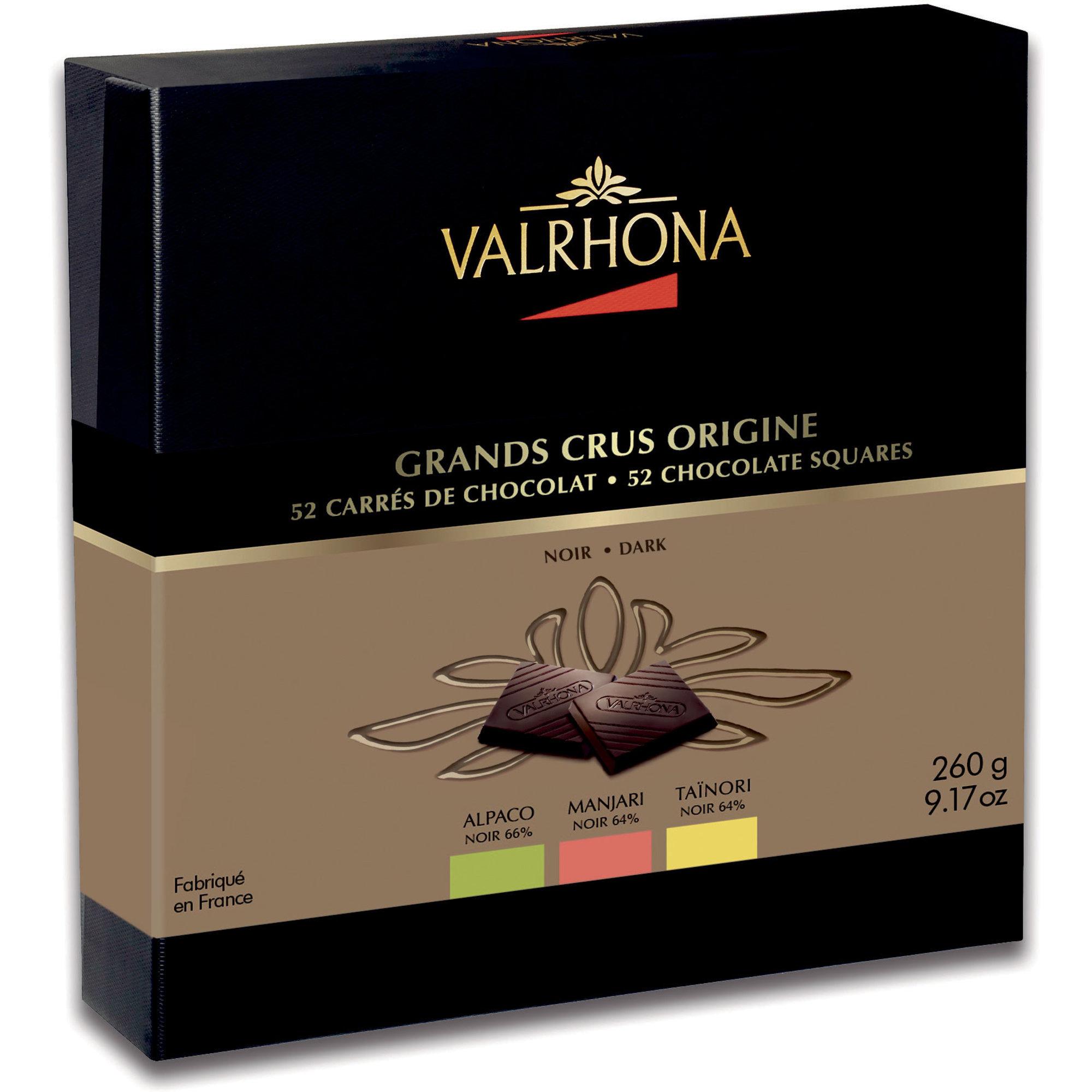 Valrhona Origin Choklad 52 st