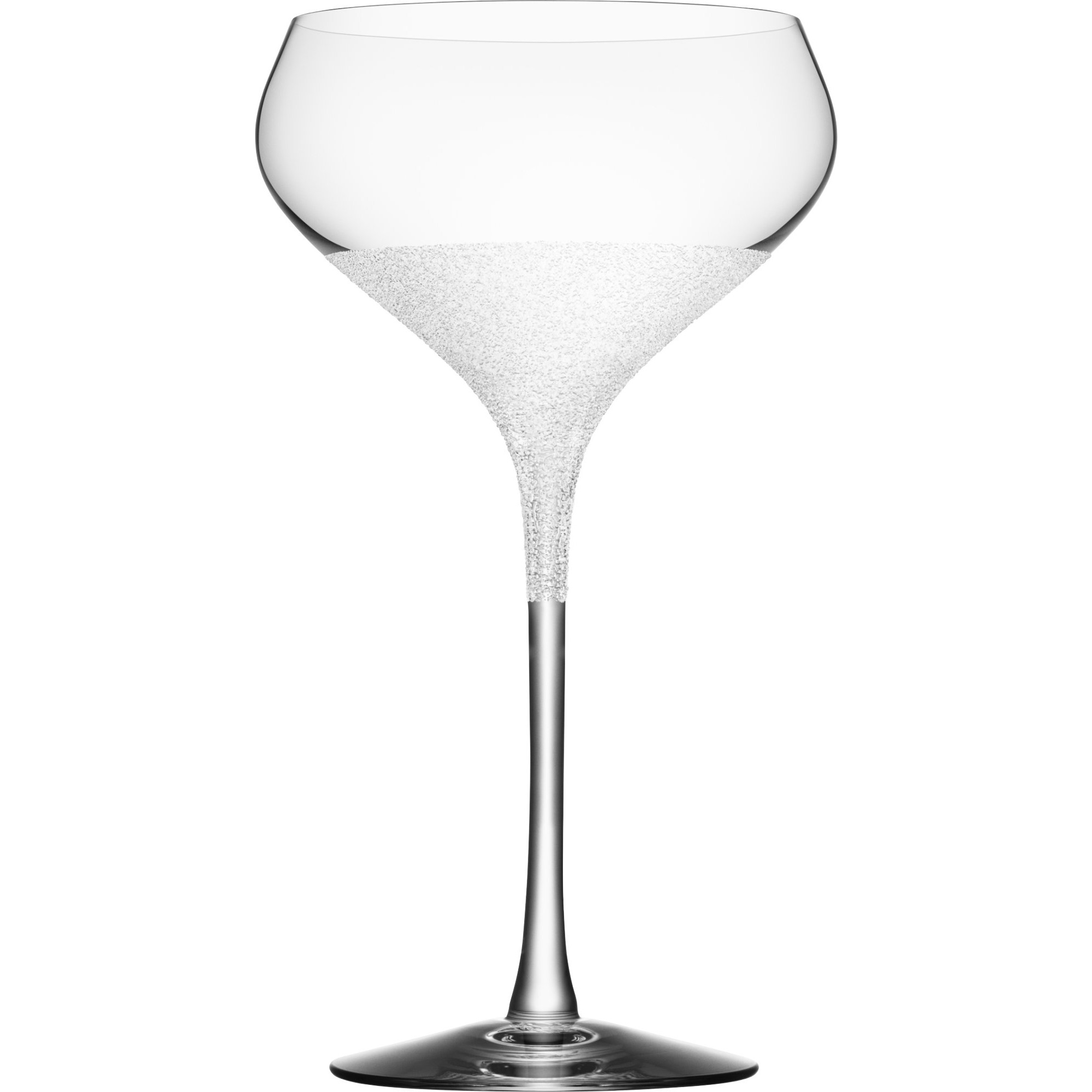 Orrefors Divine Champagne Coupe 26 cl
