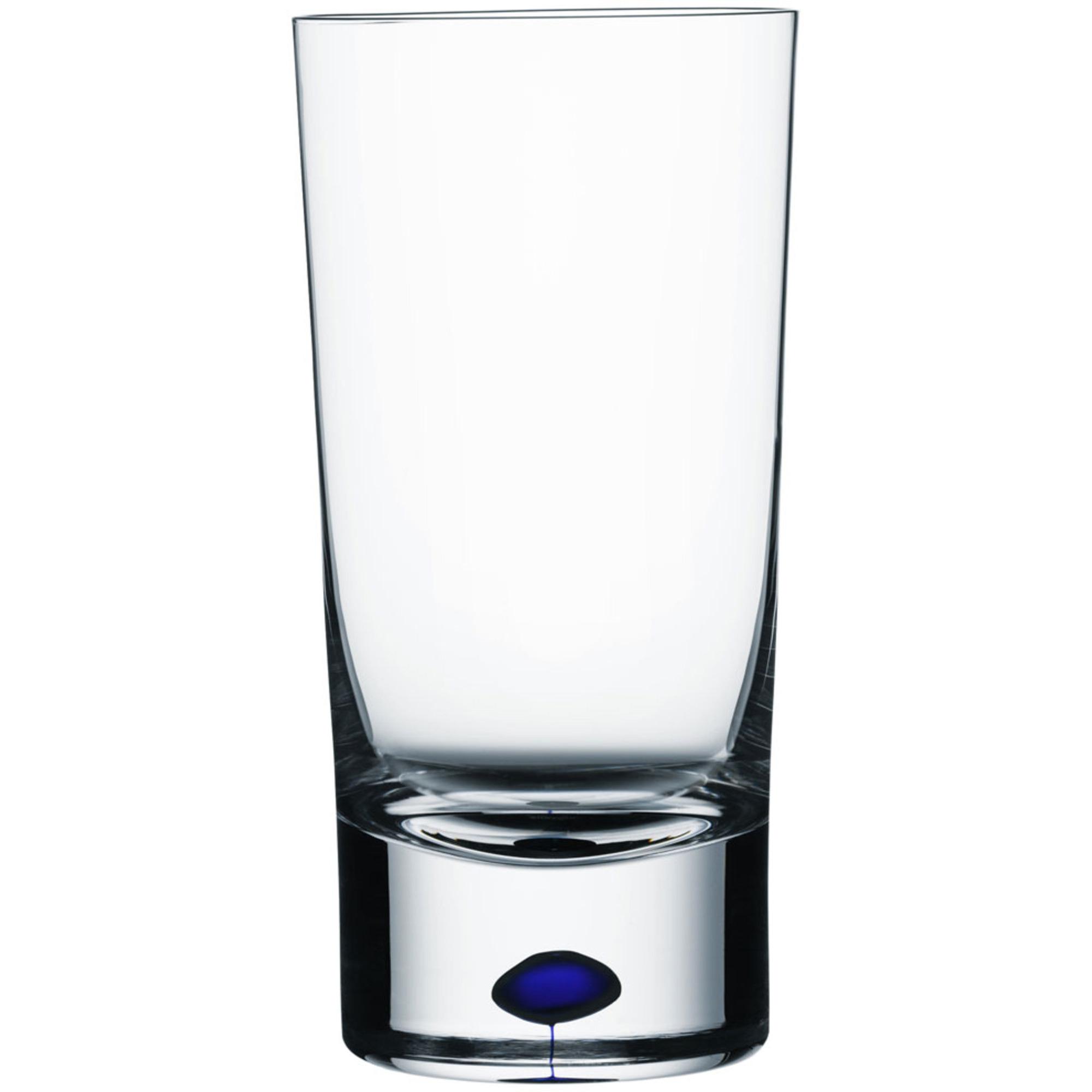 Orrefors Intermezzo Blå Dricksglas 40 cl