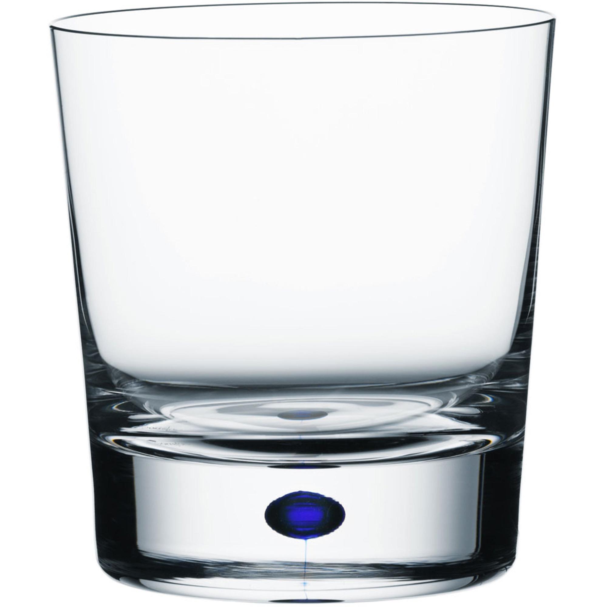 Orrefors Intermezzo Blå Whiskyglas 40 cl