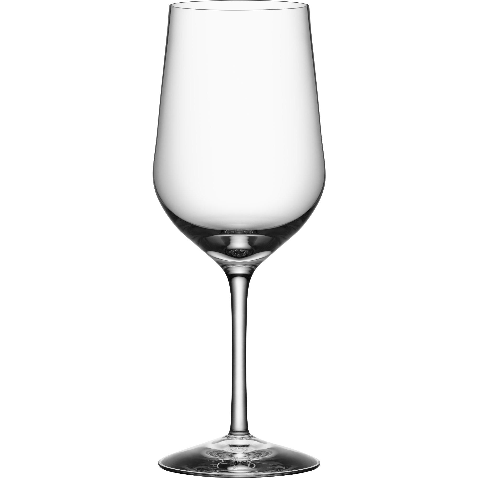 Orrefors Per Morberg Rödvinsglas 50 cl 4 st