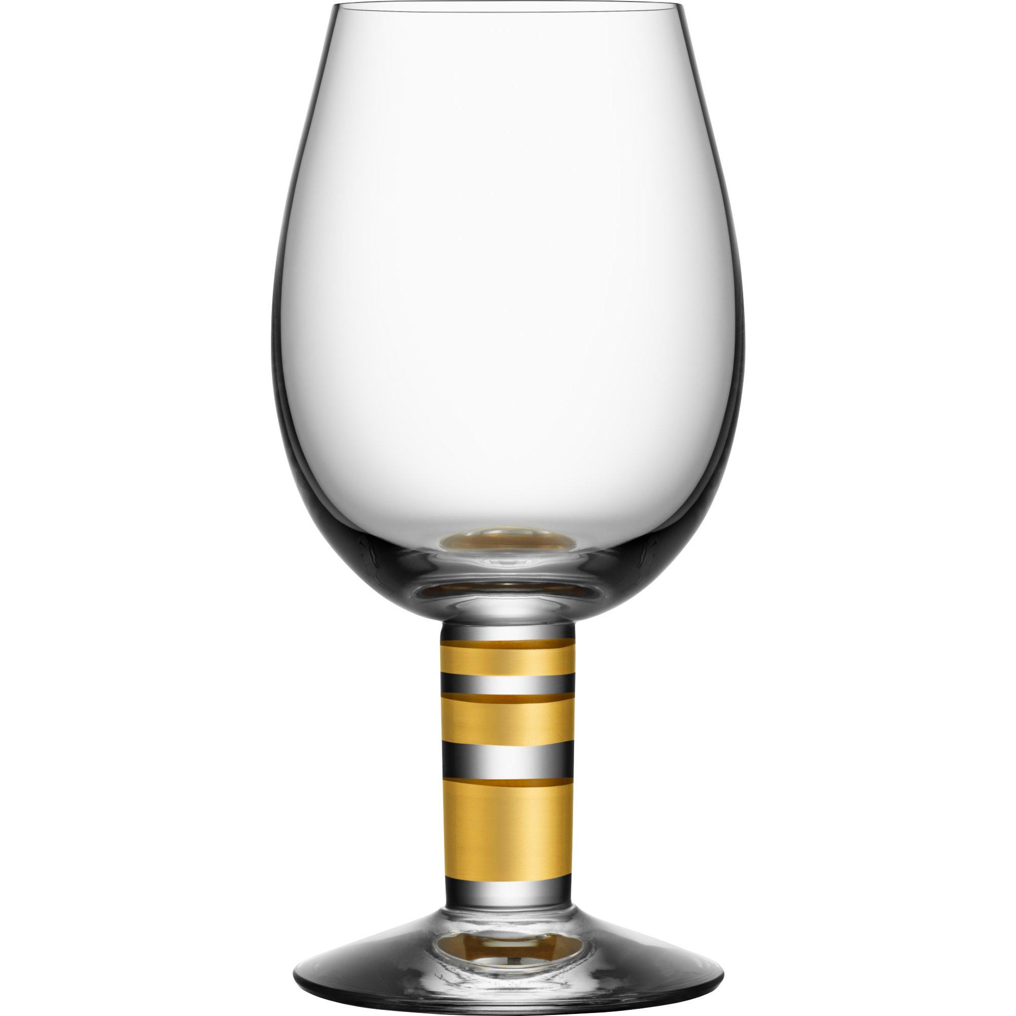 Orrefors Per Morberg Vitvinsglas 46 cl 2 st