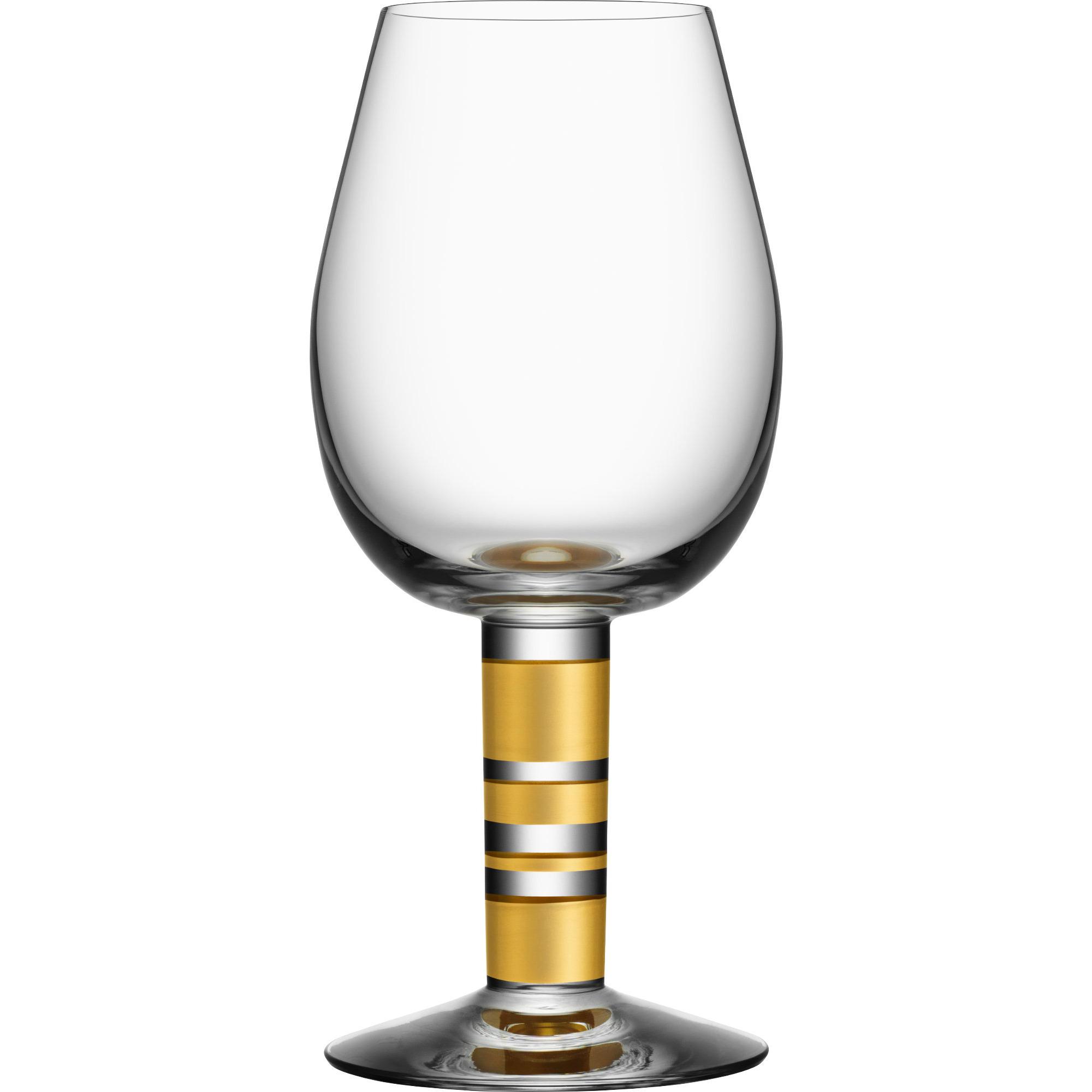 Orrefors Per Morberg Rödvinsglas 62 cl 2 st