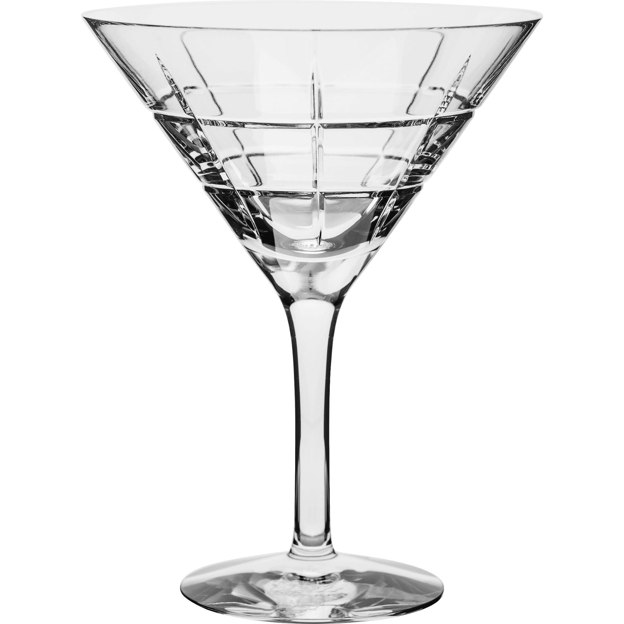 Orrefors Street Martiniglas 25 cl