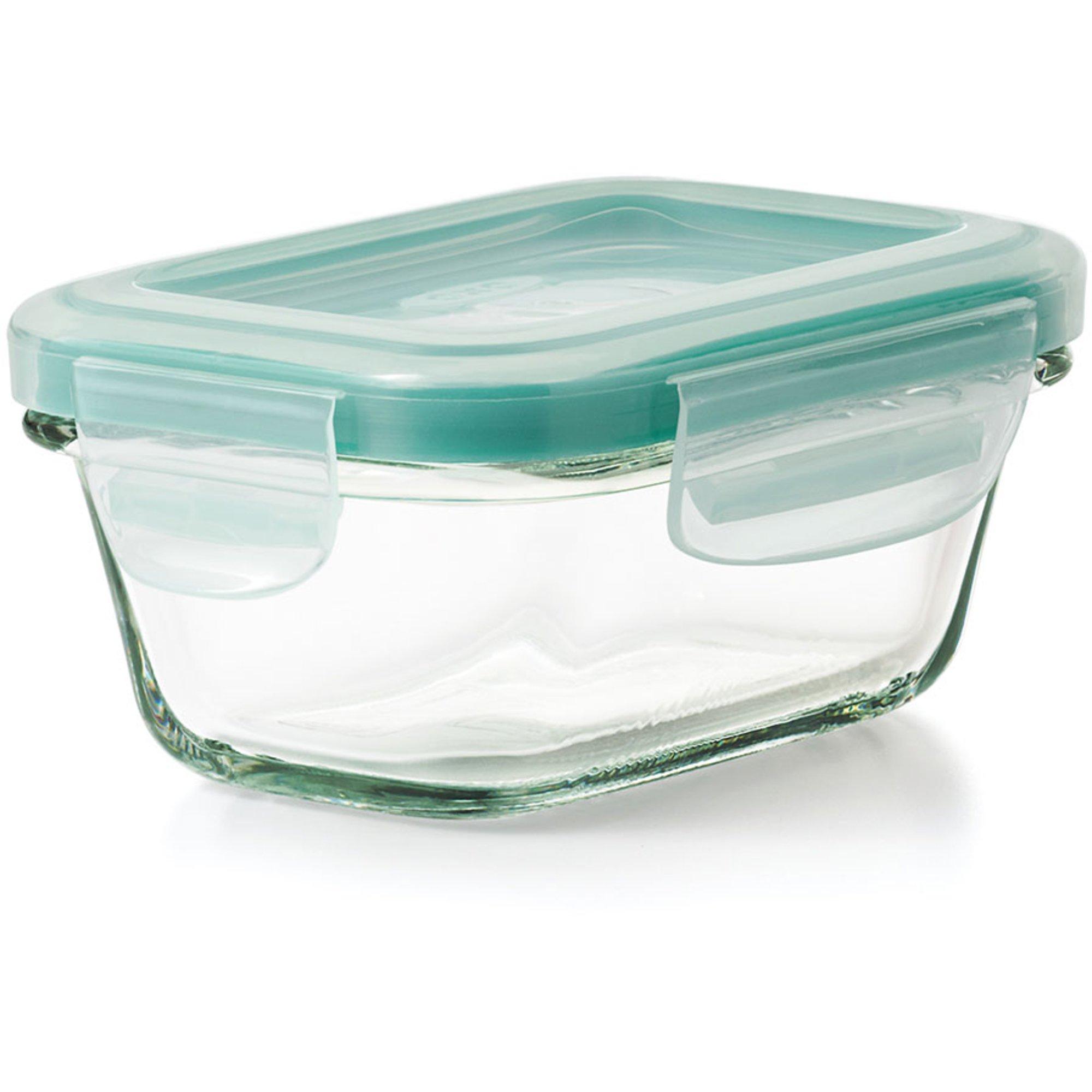 OXO Matlåda glas rektangulär 118 ml
