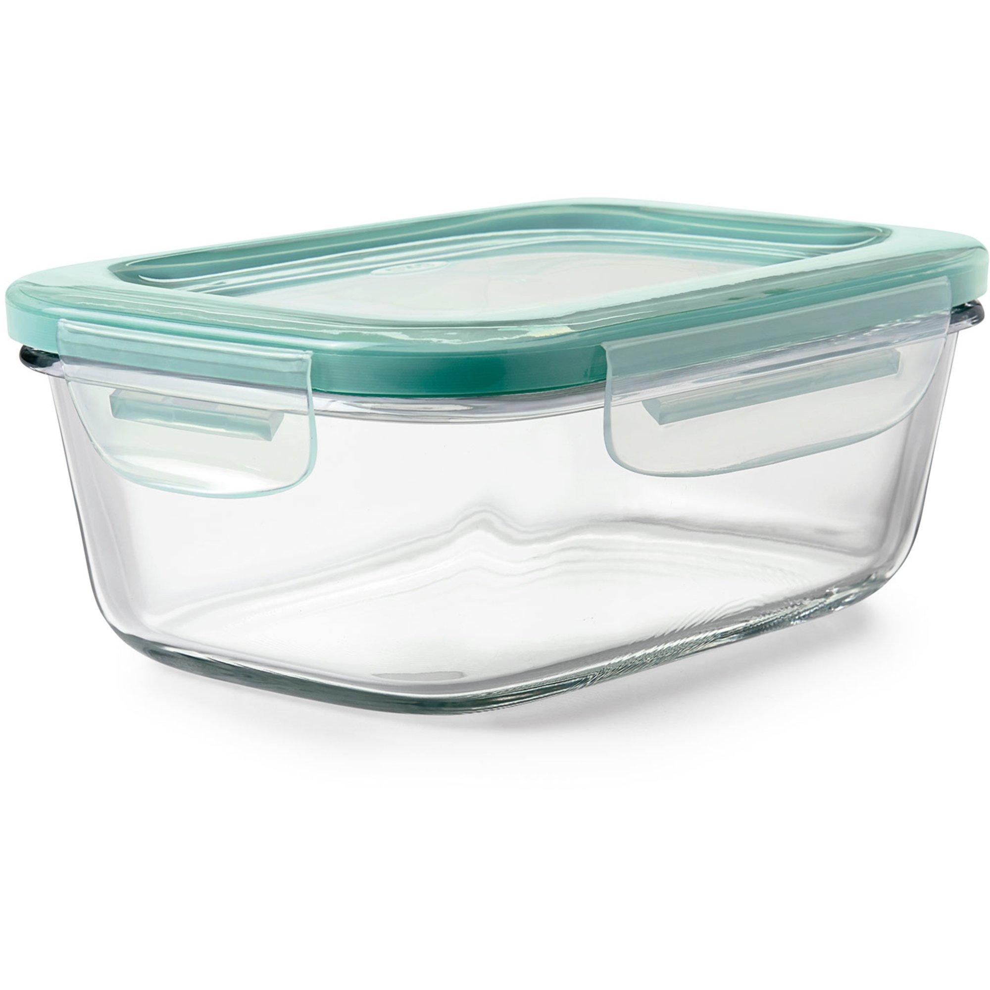OXO Matlåda glas rektangulär 840 ml